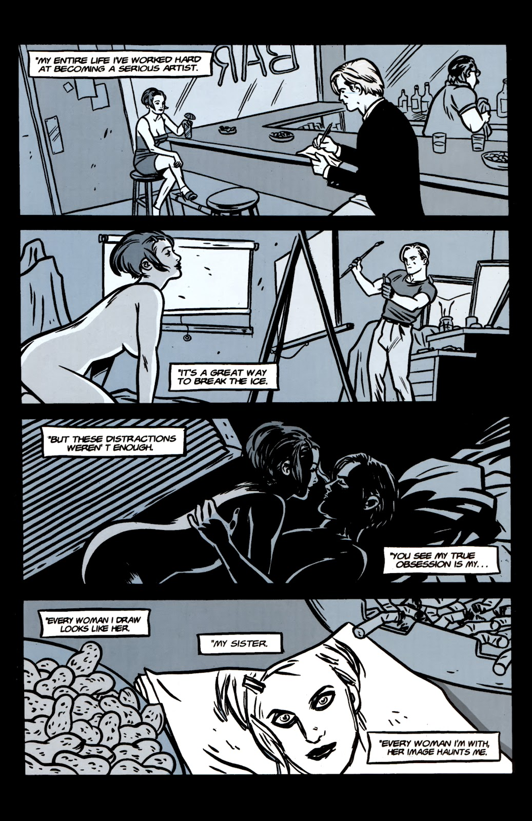 Read online Feeders comic -  Issue # Full - 21