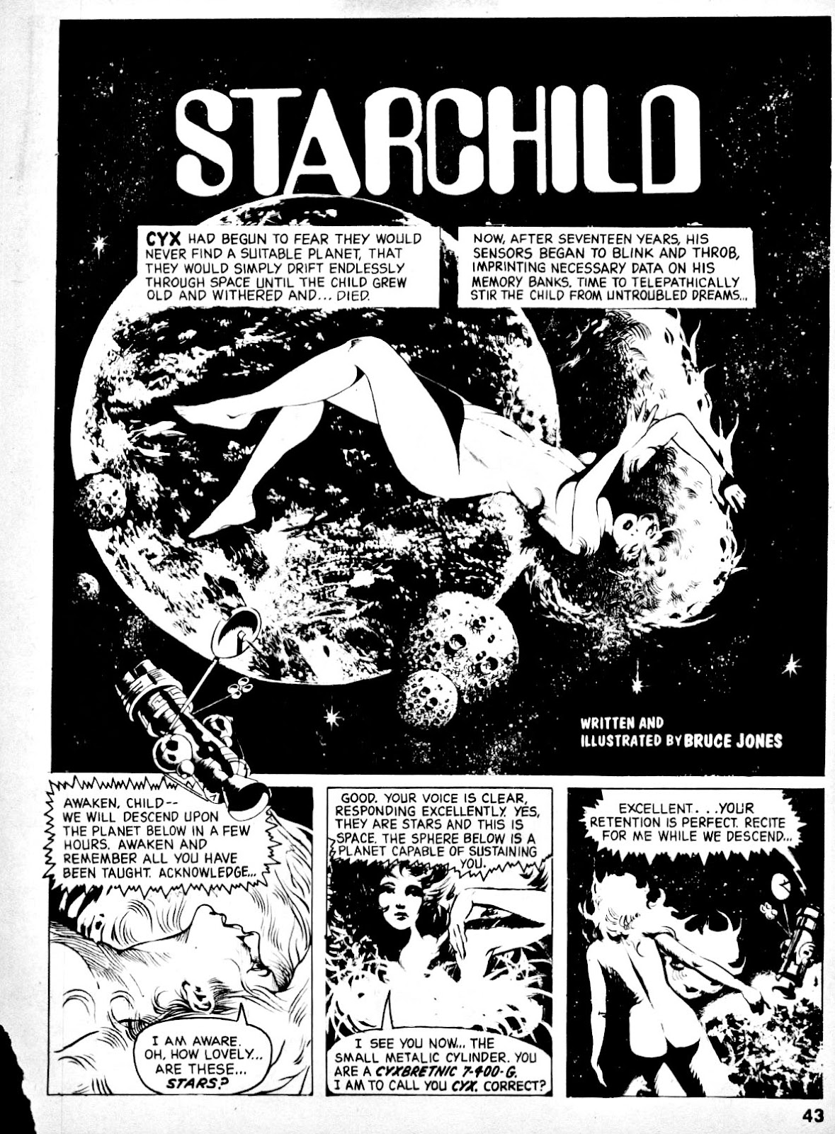 Nightmare (1970) issue 14 - Page 41