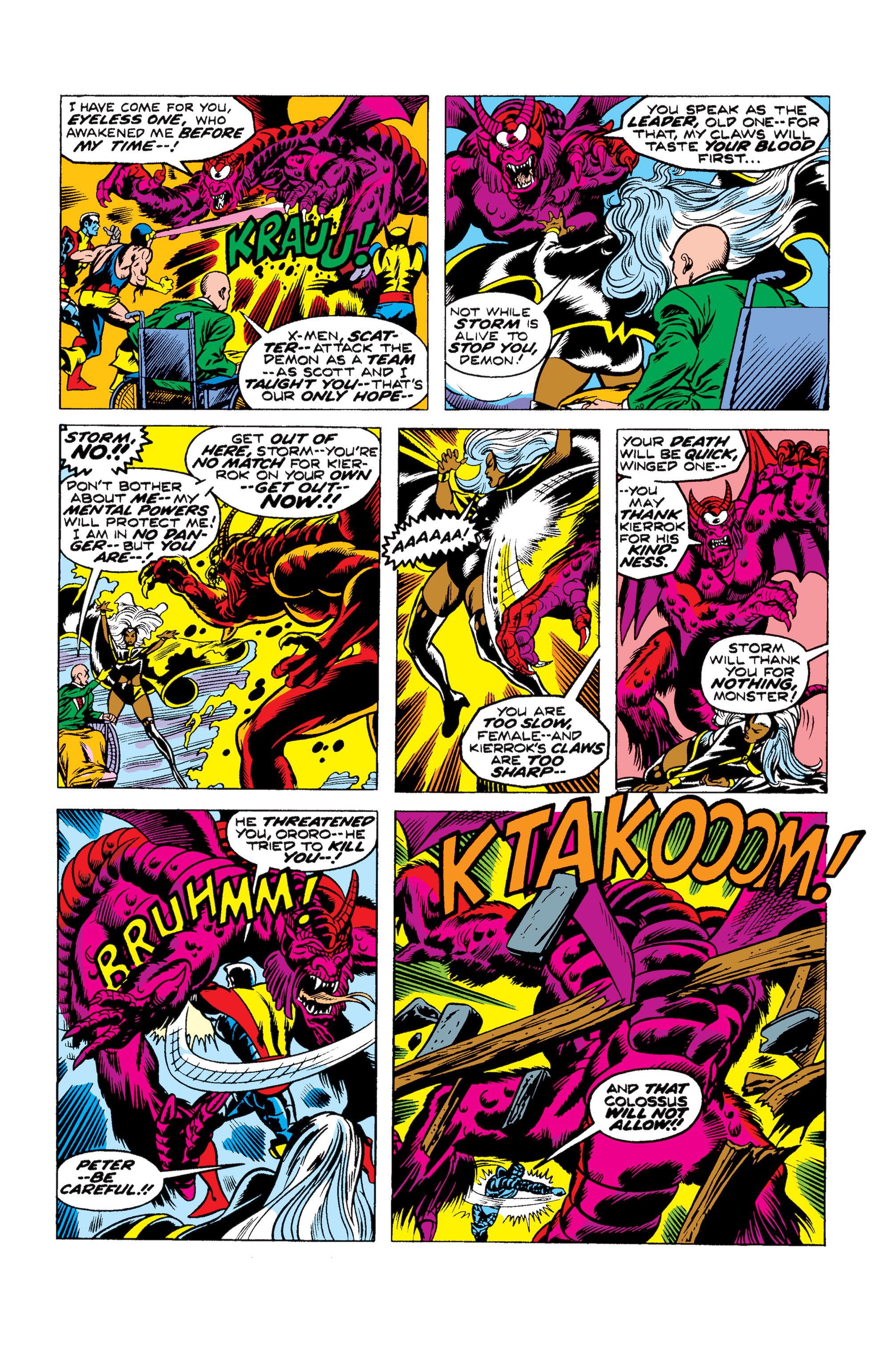 Uncanny X-Men (1963) 96 Page 11