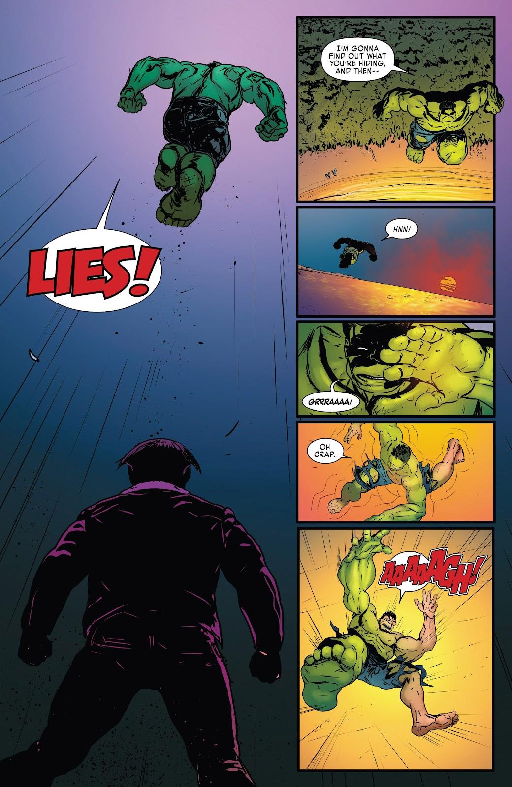 Read online Hulkverines comic -  Issue #2 - 25