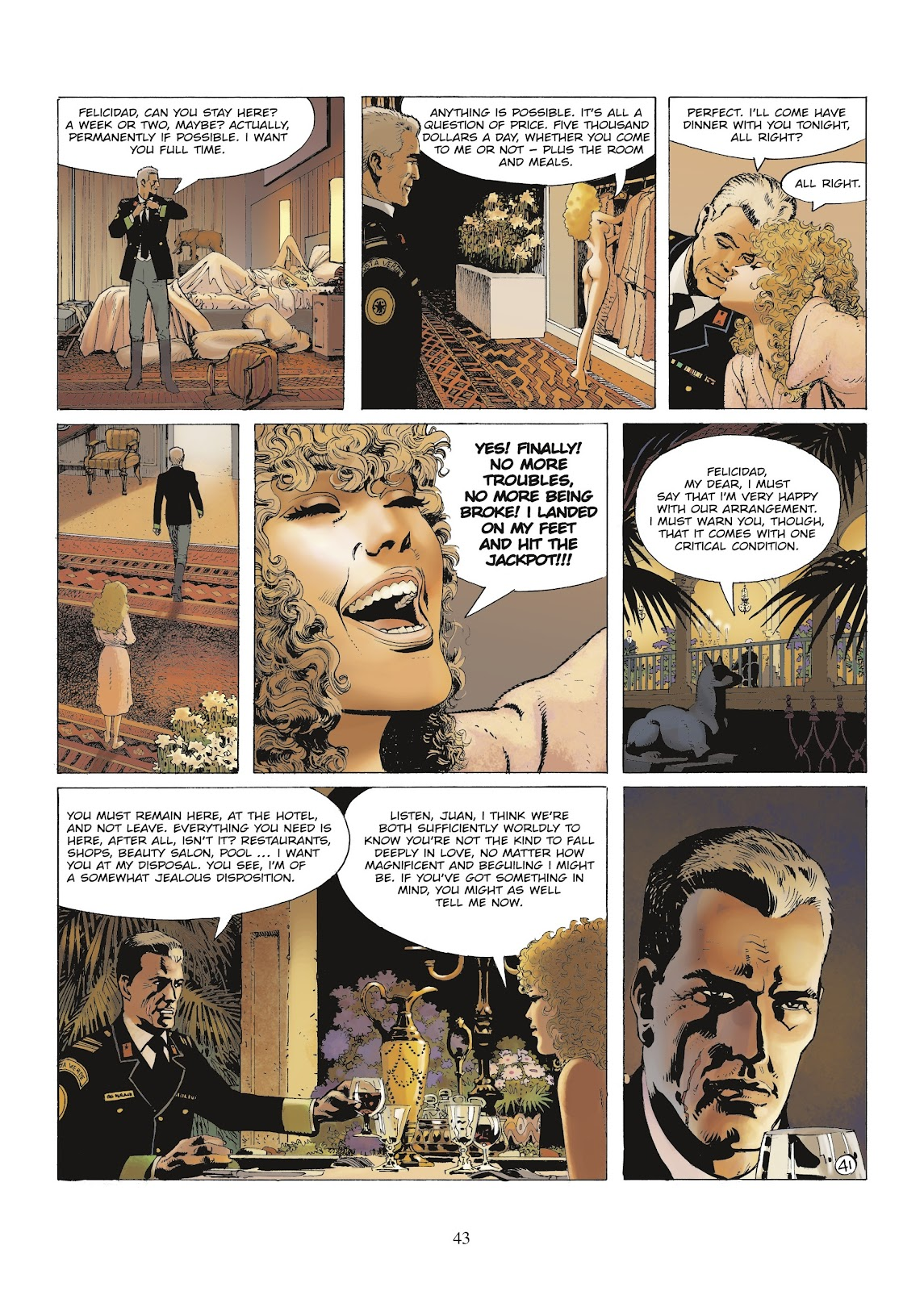 XIII Mystery issue 9 - Page 45