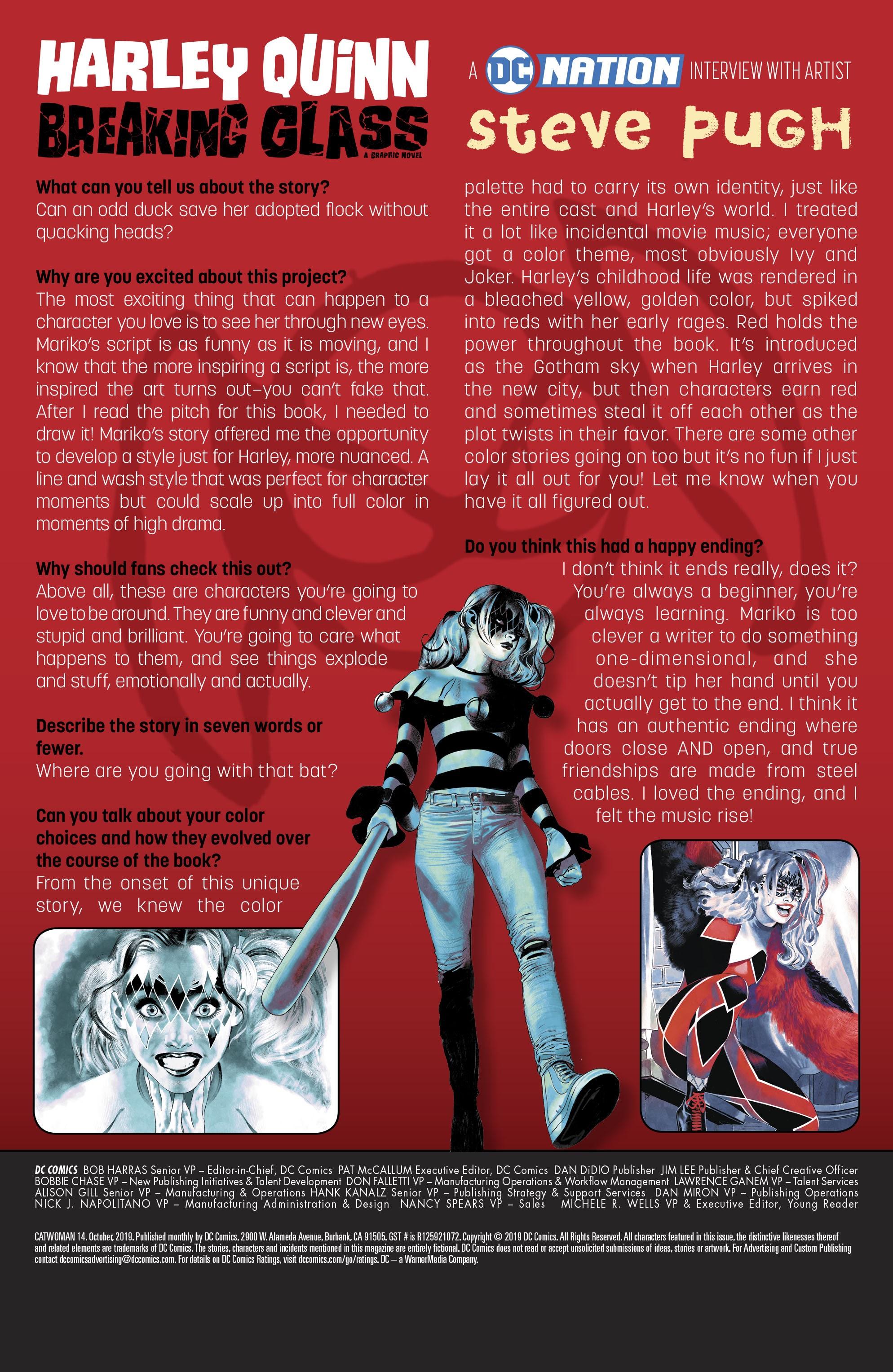Catwoman (2018) #14 #15 - English 29