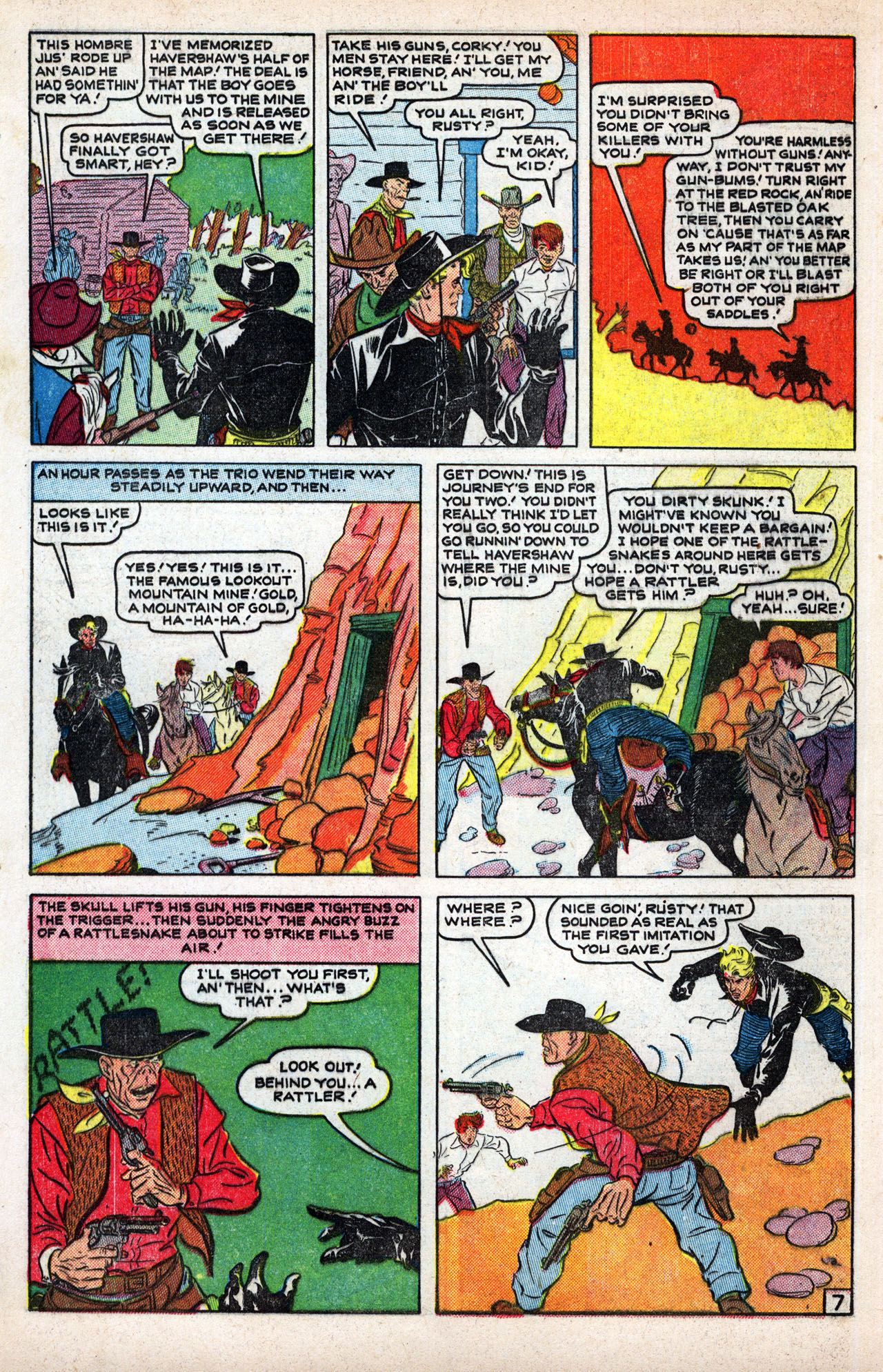 Read online Two-Gun Kid comic -  Issue #8 - 18