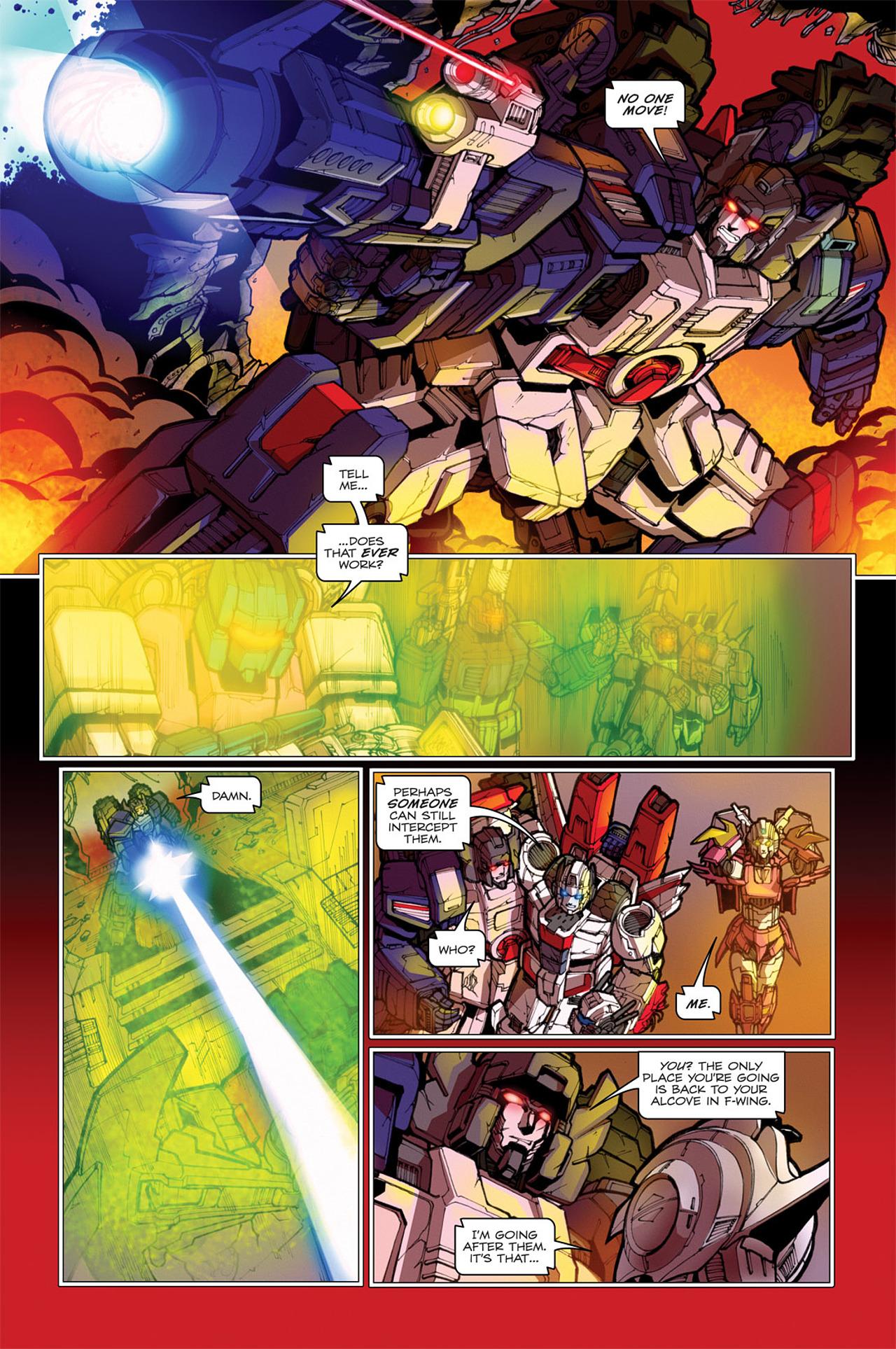 Read online Transformers: Spotlight - Arcee comic -  Issue # Full - 24