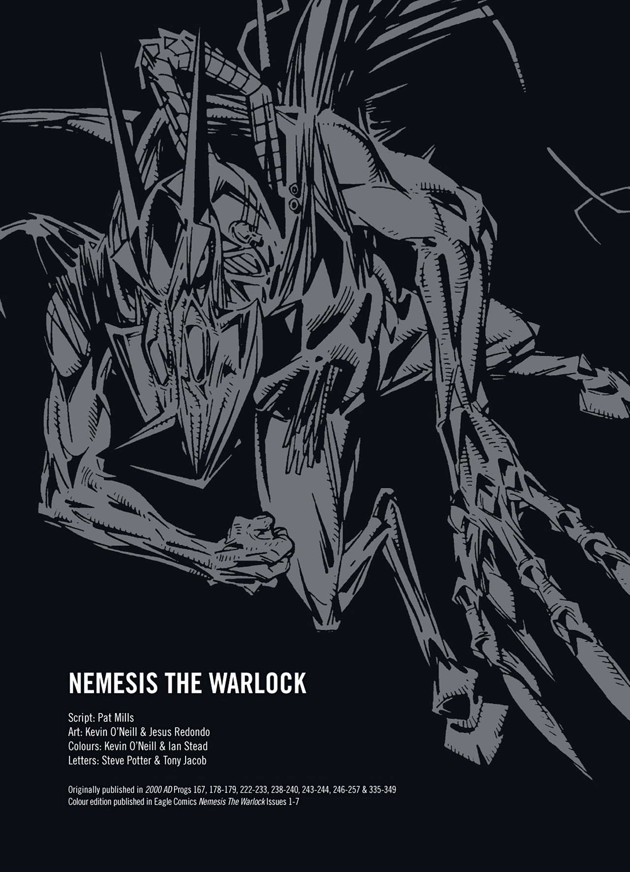 Read online Nemesis The Warlock comic -  Issue # TPB Deviant Edition - 4