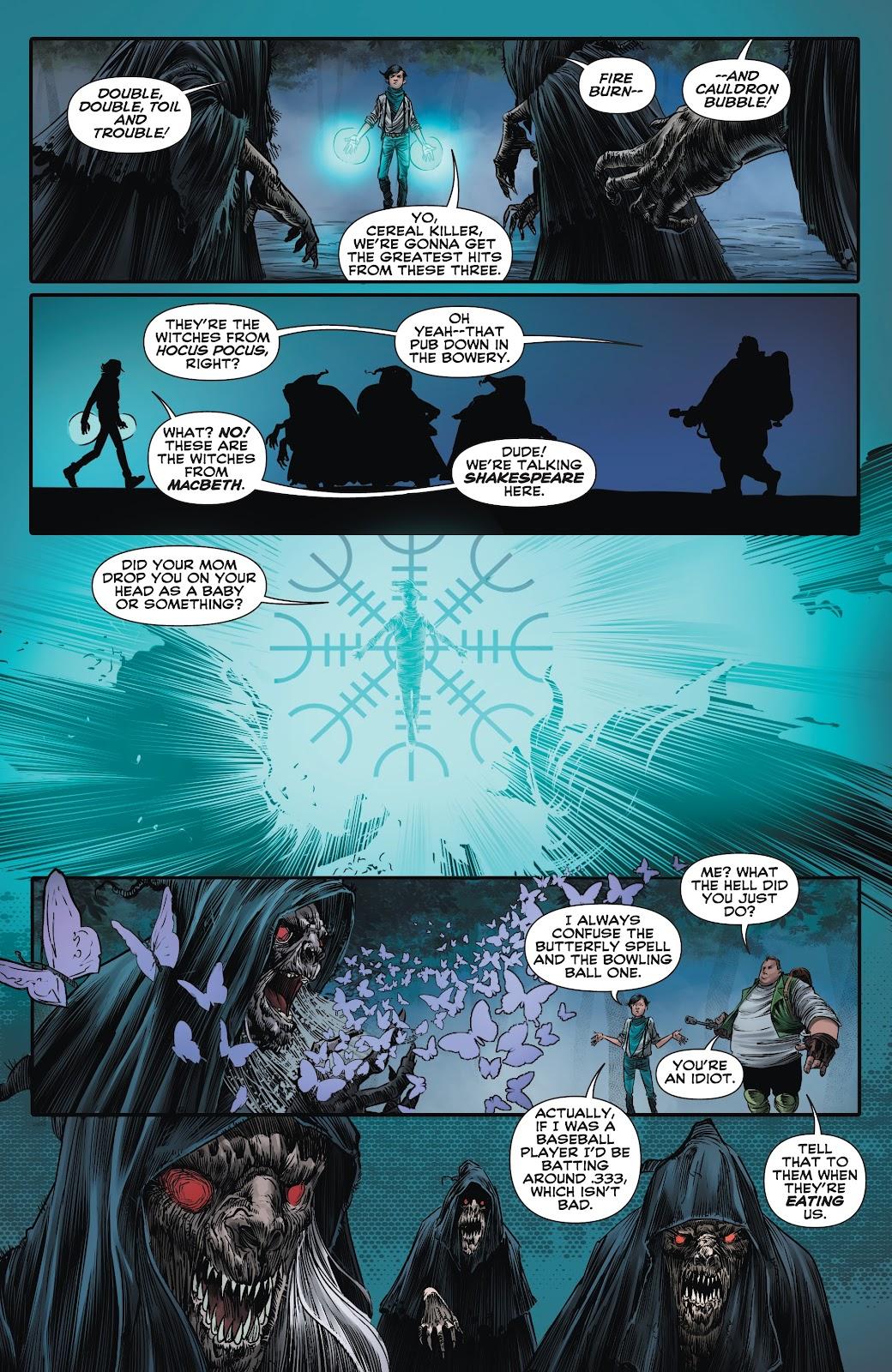 Read online Lollipop Kids comic -  Issue #4 - 16