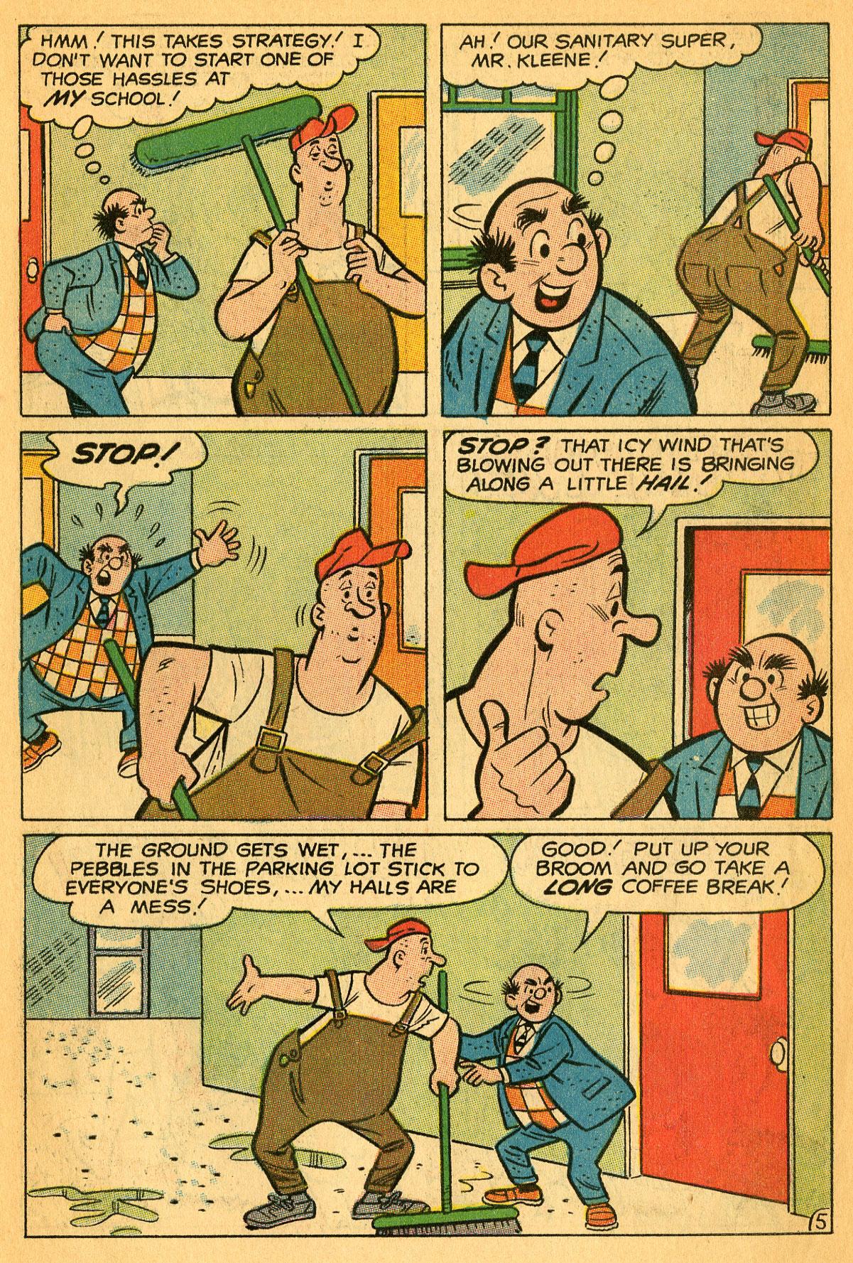 Read online She's Josie comic -  Issue #40 - 7