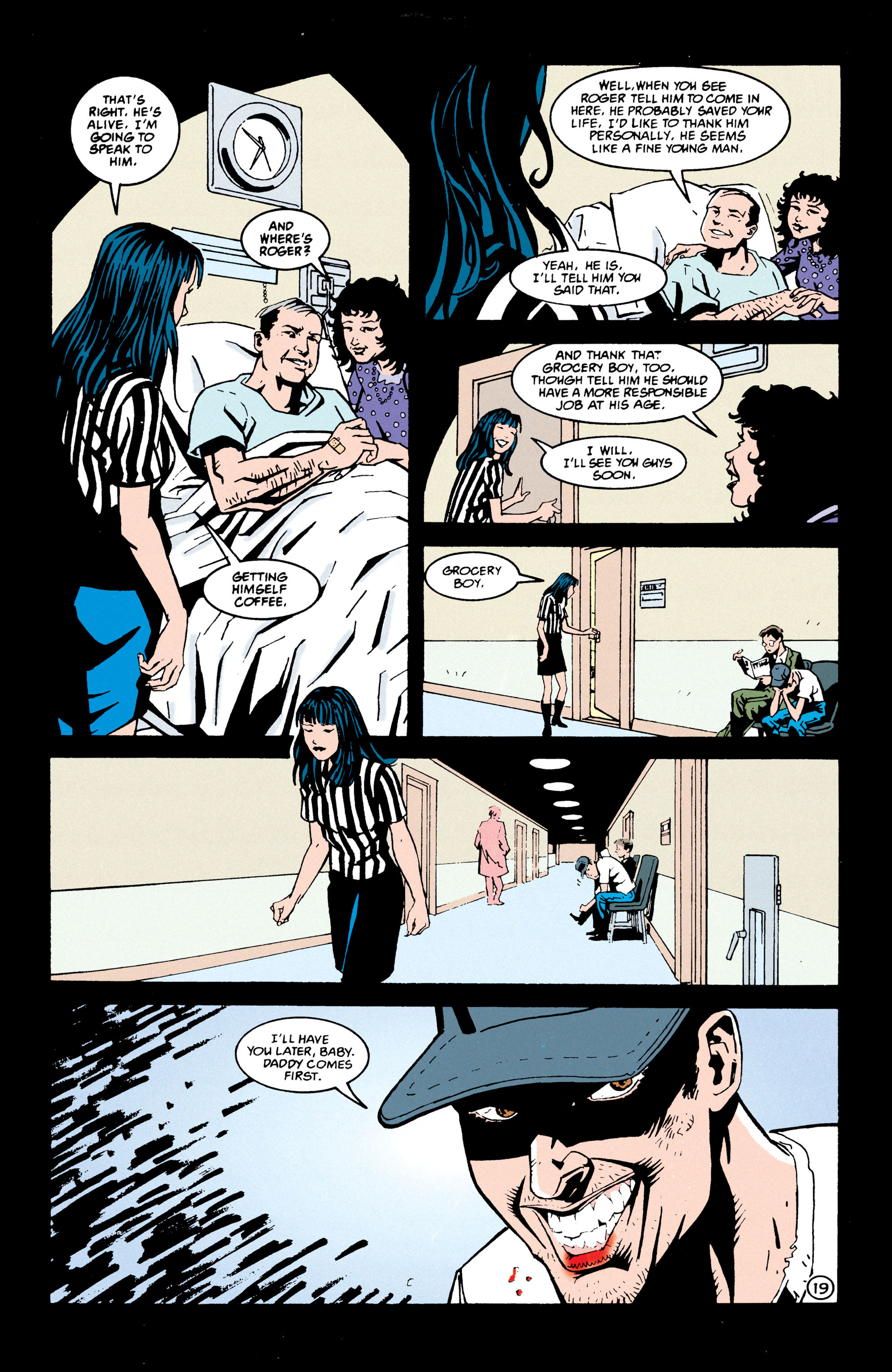 Read online Shade, the Changing Man comic -  Issue #69 - 20