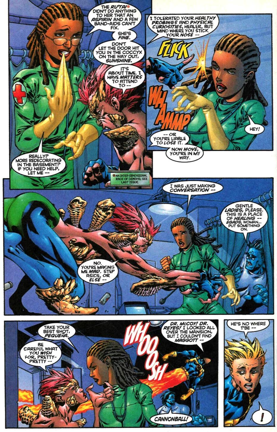 X-Men (1991) 76 Page 2