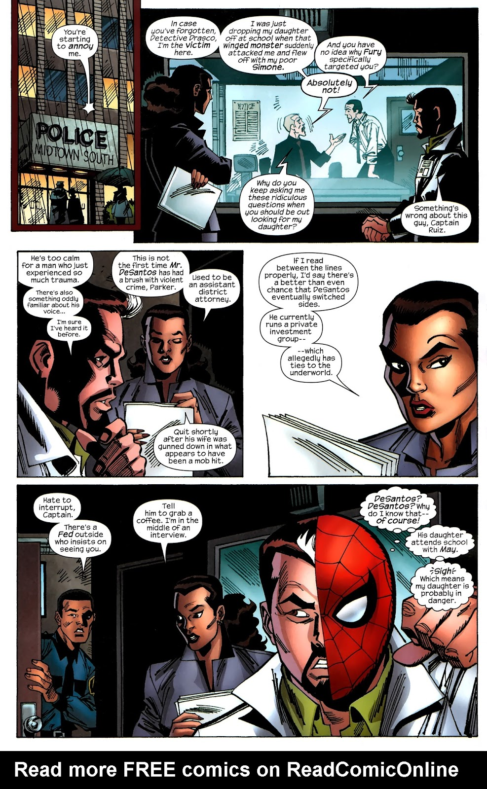 Web of Spider-Man (2009) Issue #4 #4 - English 22