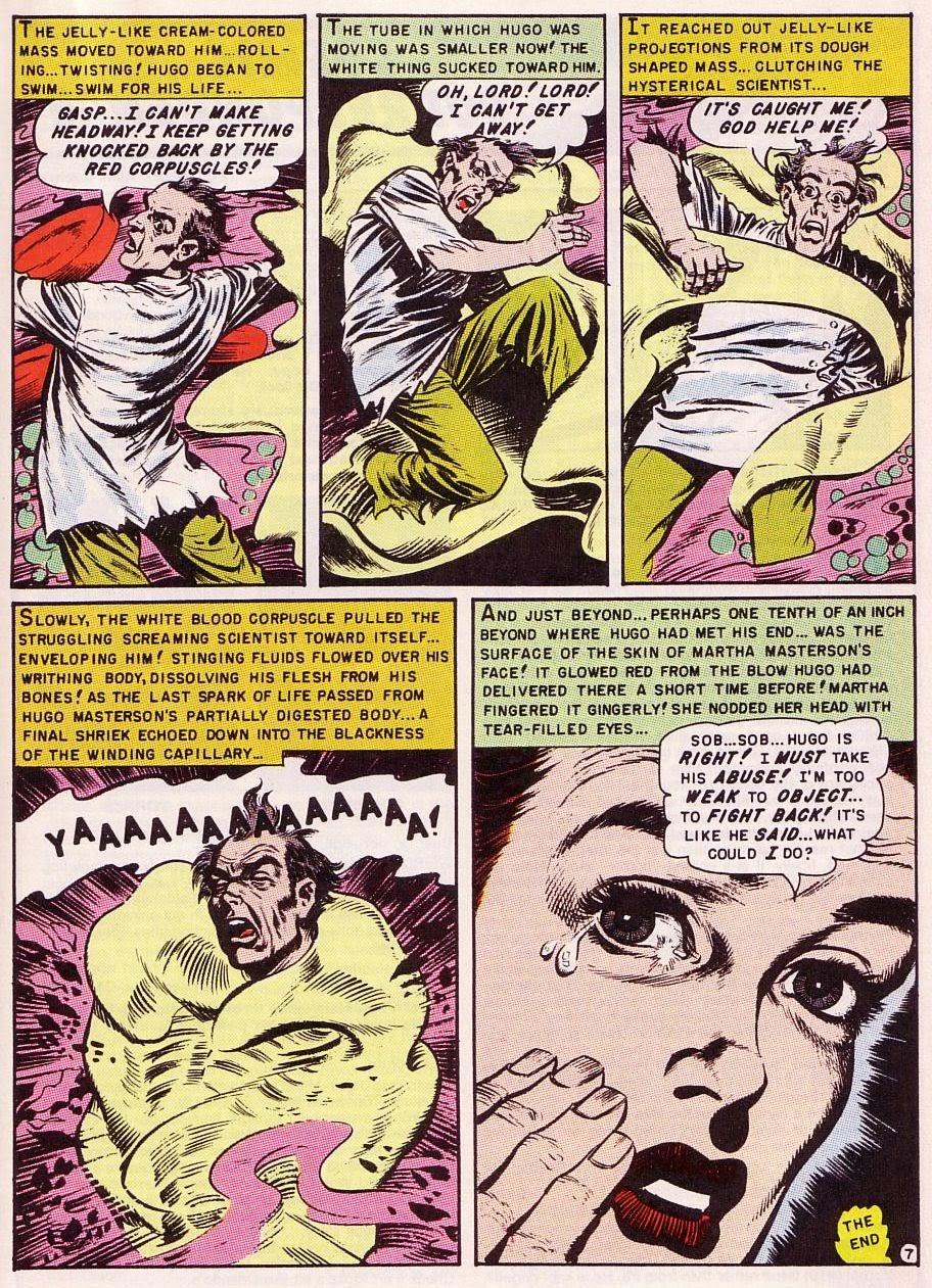 Weird Fantasy (1951) issue 11 - Page 17