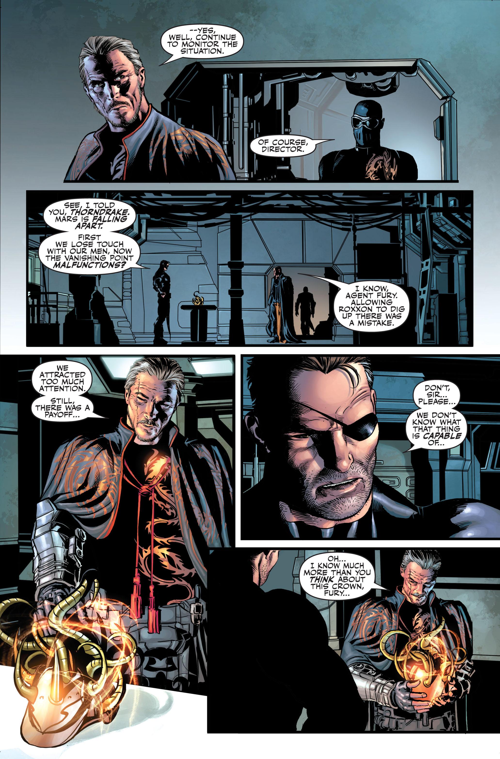 Read online Secret Avengers (2010) comic -  Issue #3 - 14