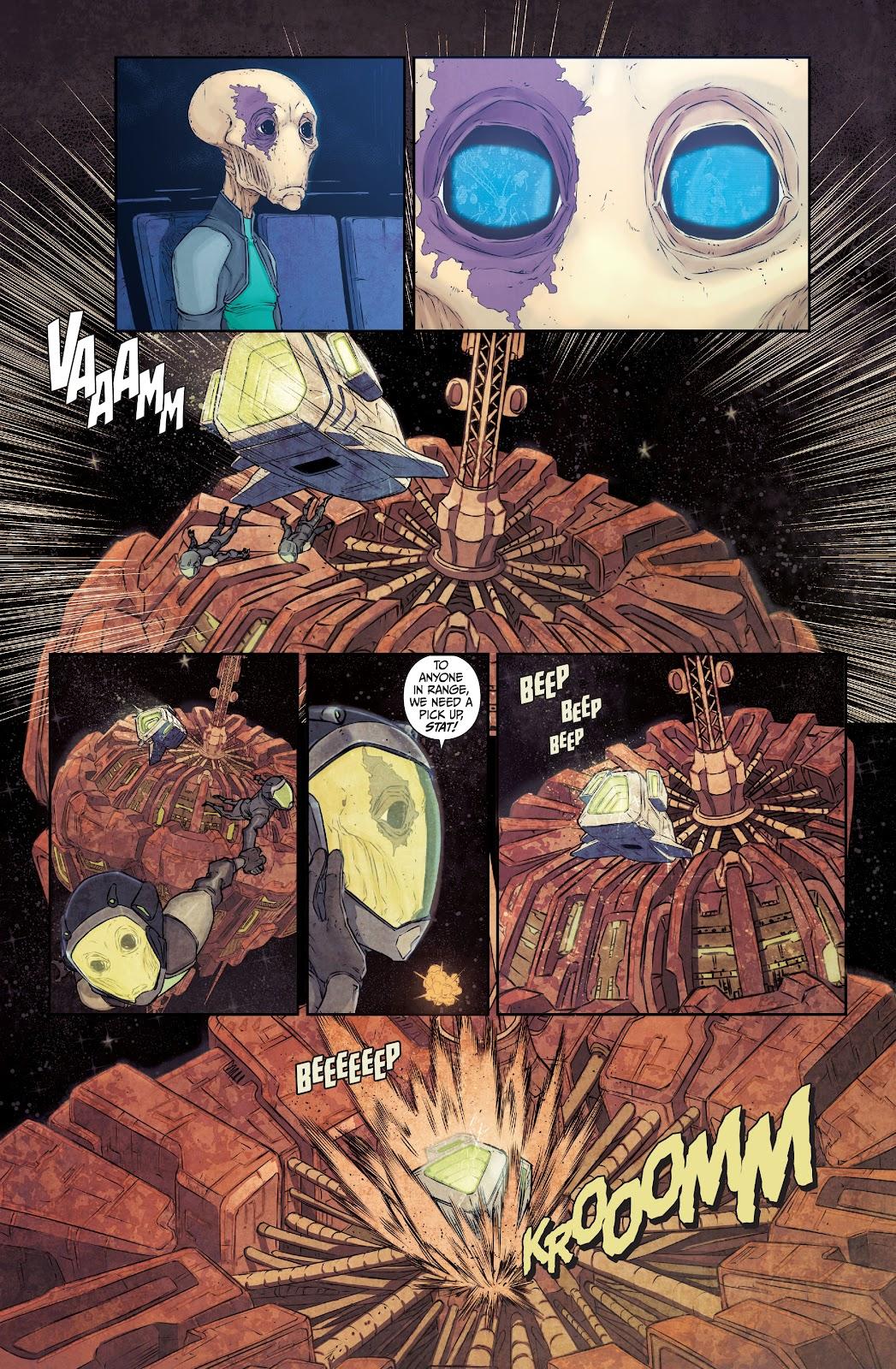 Exilium issue 6 - Page 9