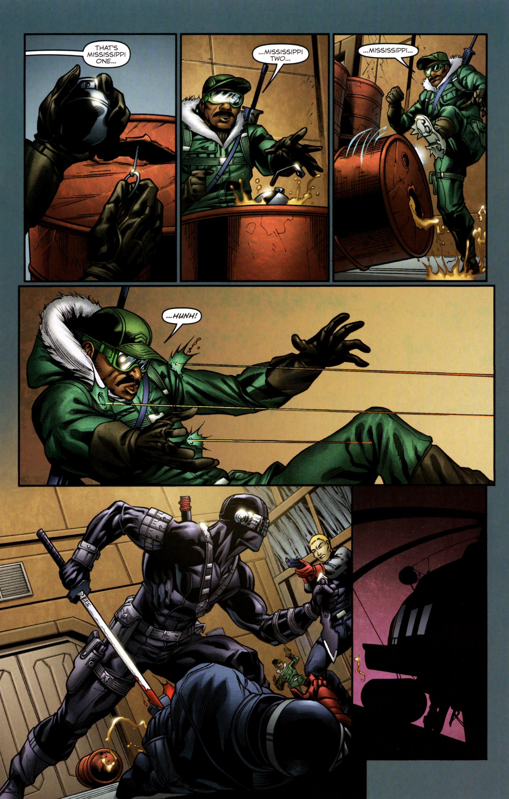 Read online G.I. Joe: Snake Eyes comic -  Issue #2 - 14
