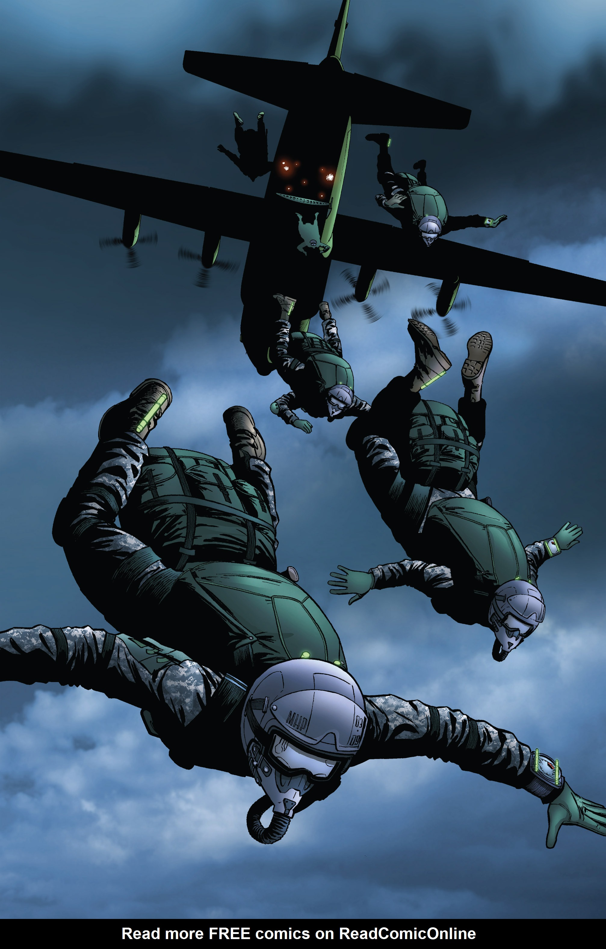 Read online America's Army comic -  Issue #1 - 15
