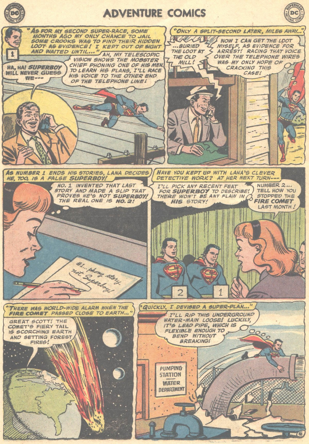 Read online Adventure Comics (1938) comic -  Issue #324 - 30