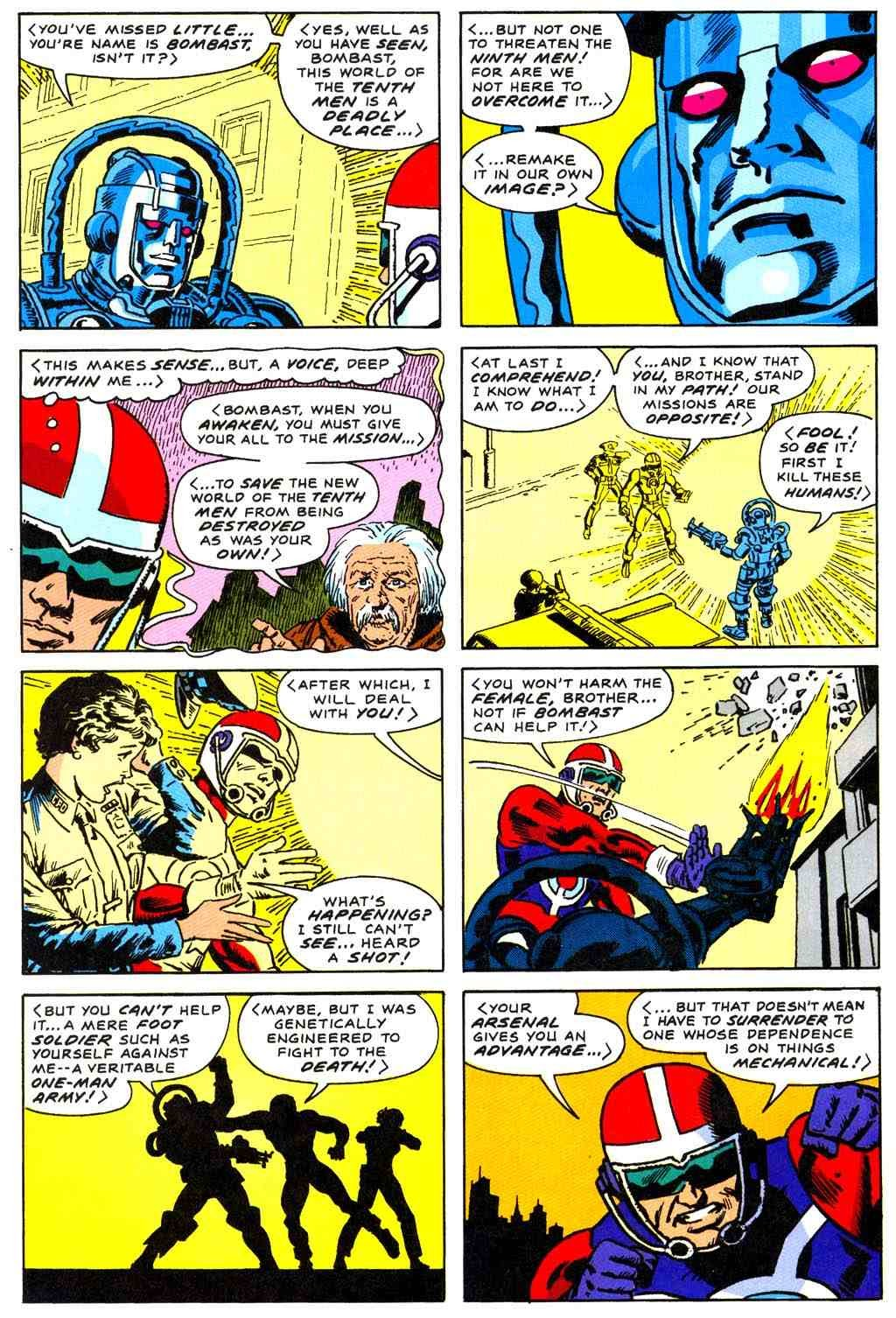 Read online Bombast comic -  Issue # Full - 22