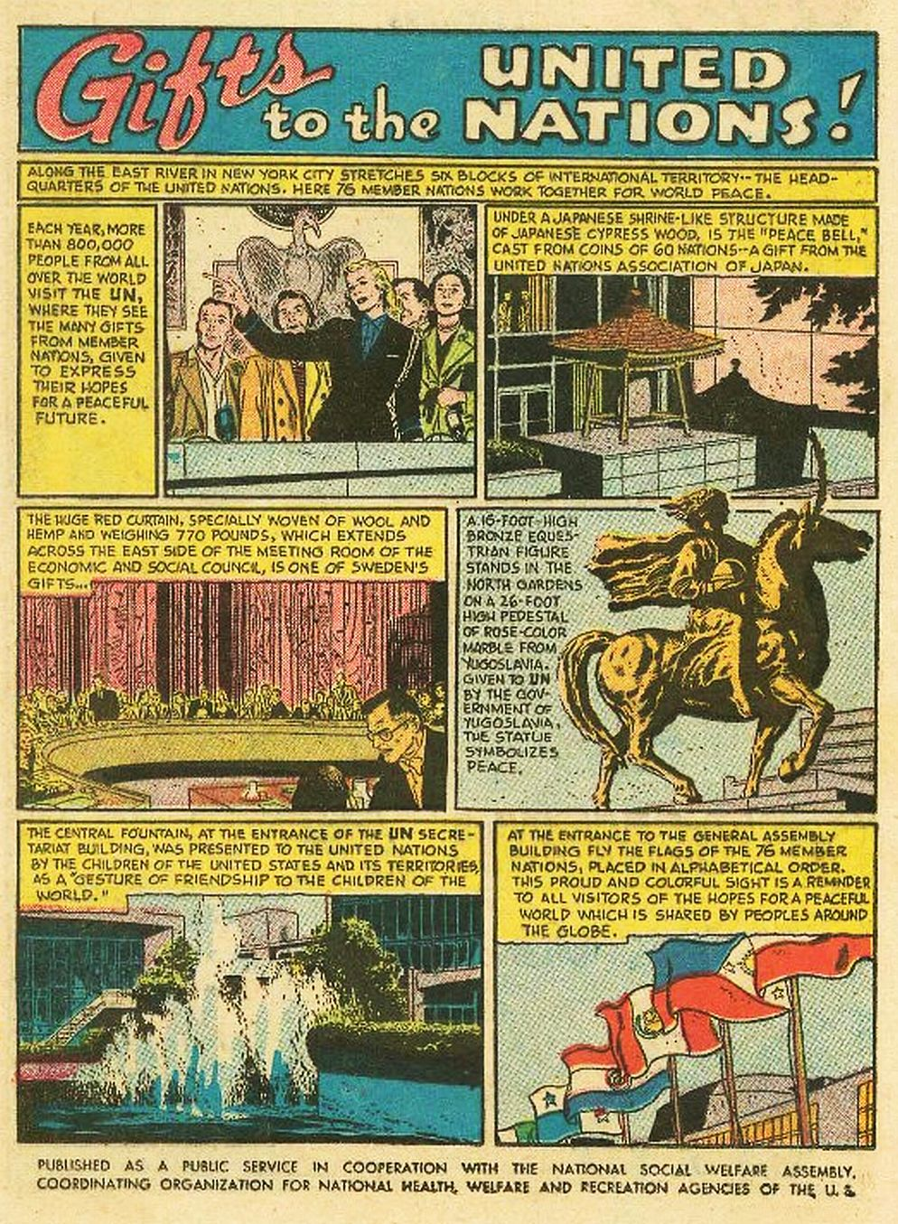 The Adventures of Bob Hope issue 42 - Page 12