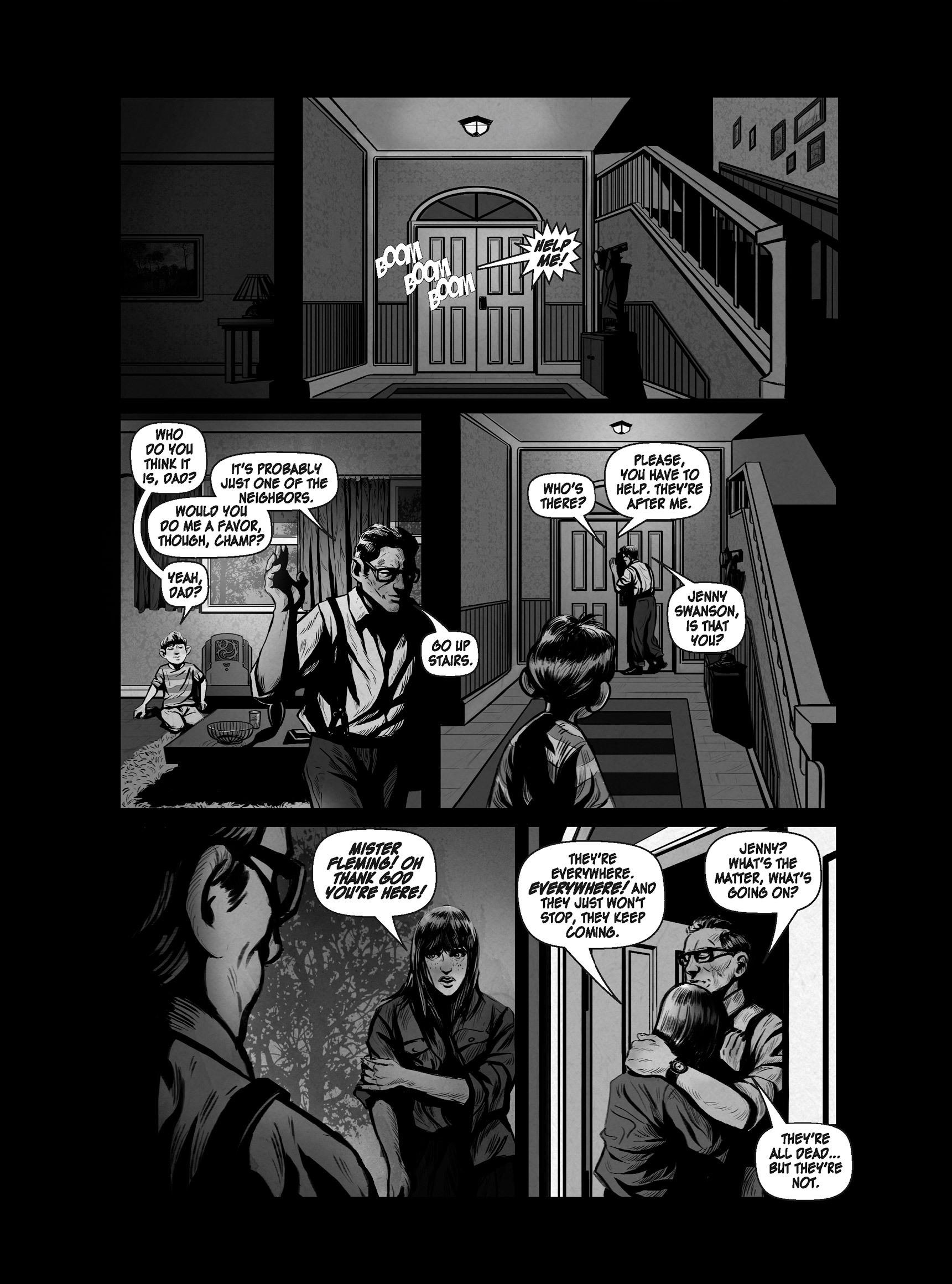 Read online FUBAR comic -  Issue #3 - 254