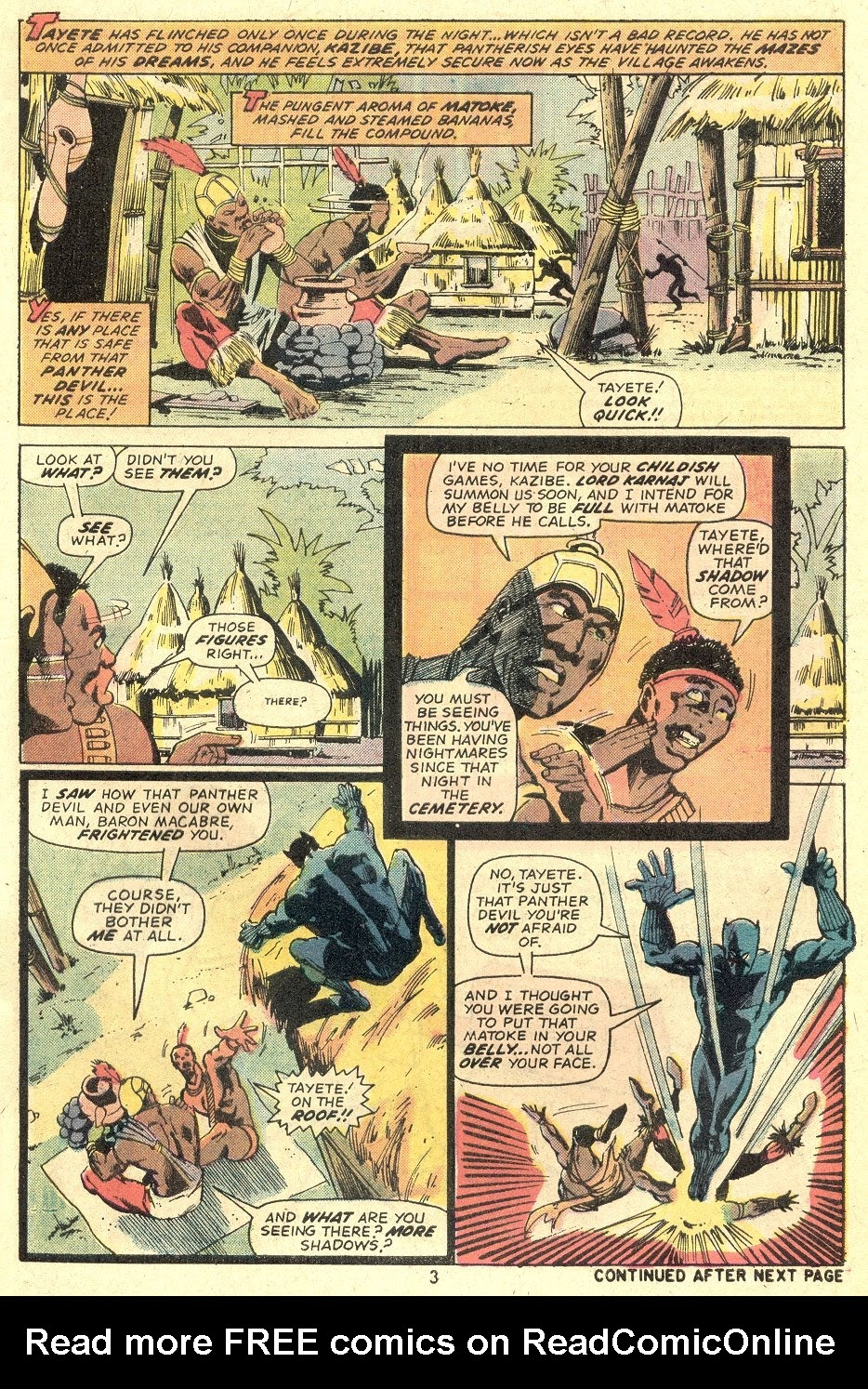 Jungle Action (1972) issue 11 - Page 5