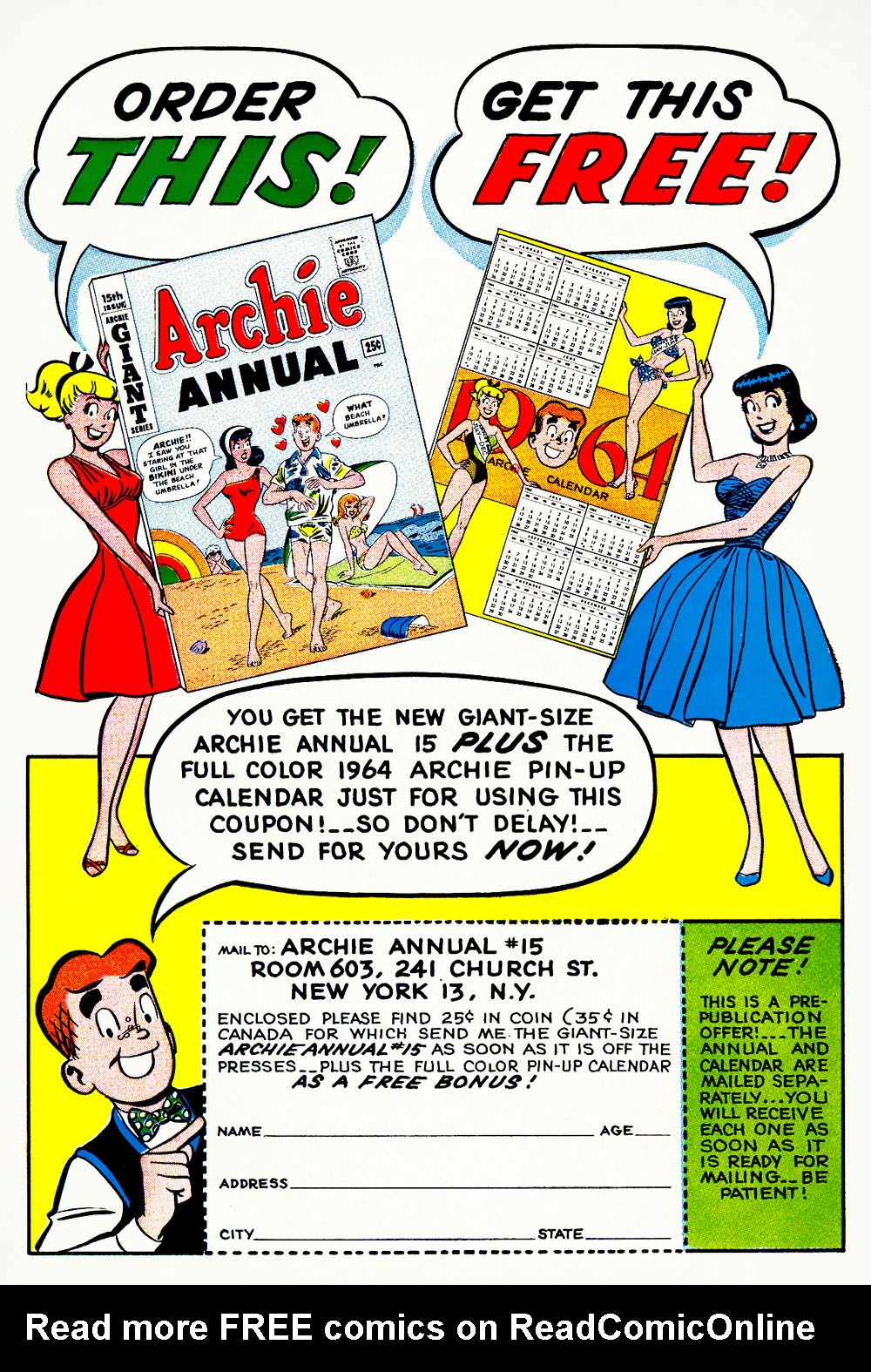 Archie's Madhouse issue 27 - Page 36