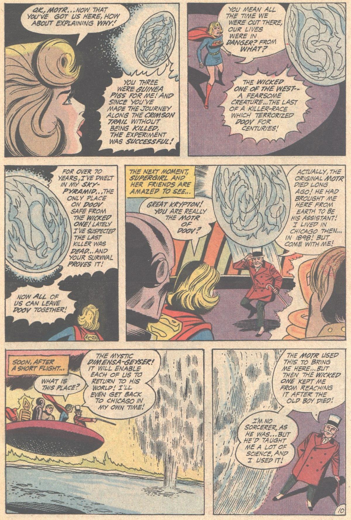 Read online Adventure Comics (1938) comic -  Issue #394 - 14
