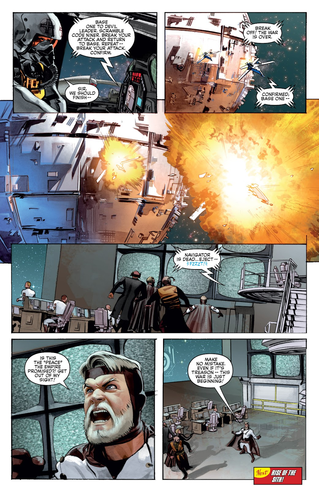 Read online Star Wars Legends: Infinities - Epic Collection comic -  Issue # TPB (Part 4) - 44