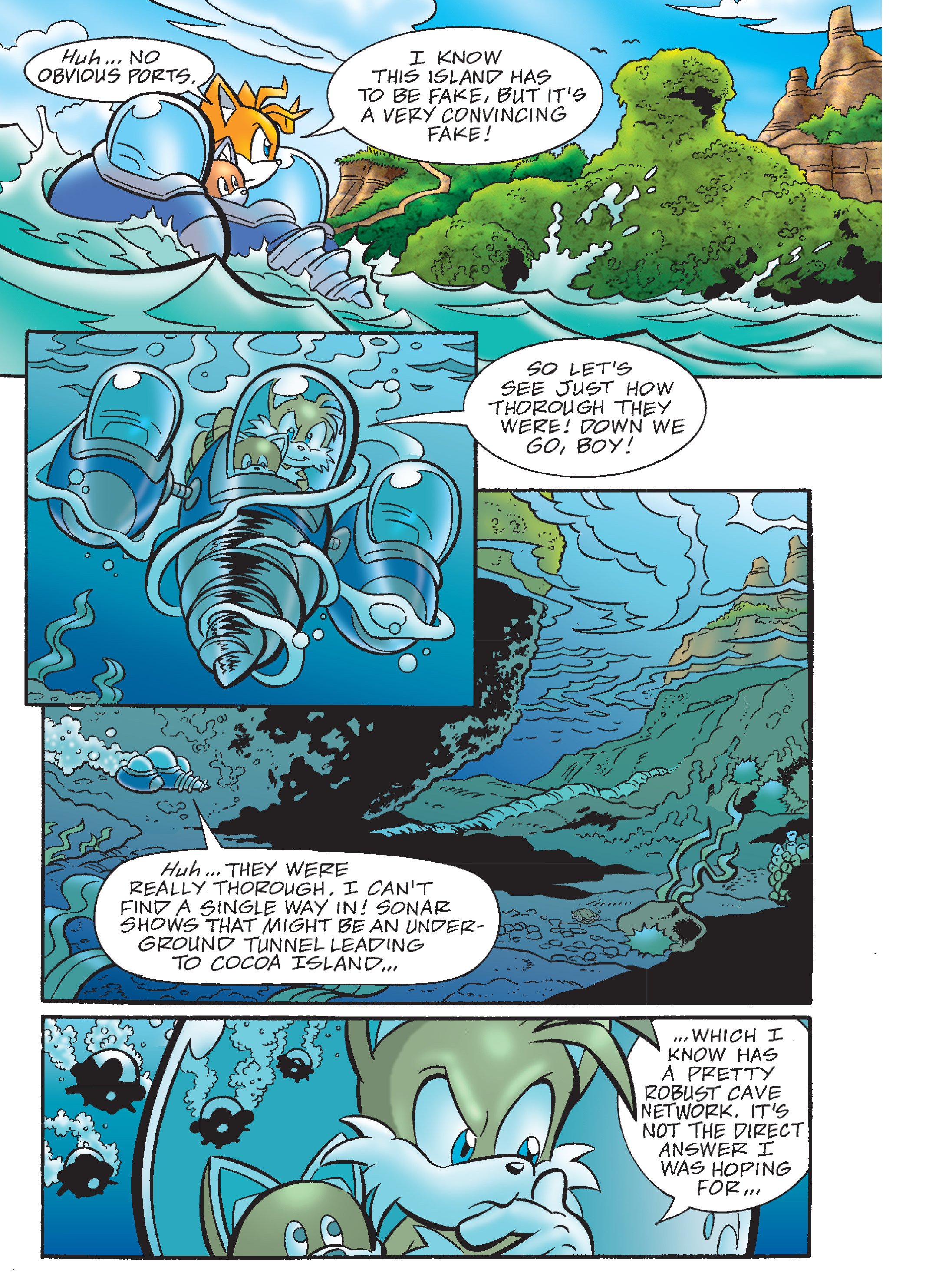 Read online Sonic Super Digest comic -  Issue #8 - 65