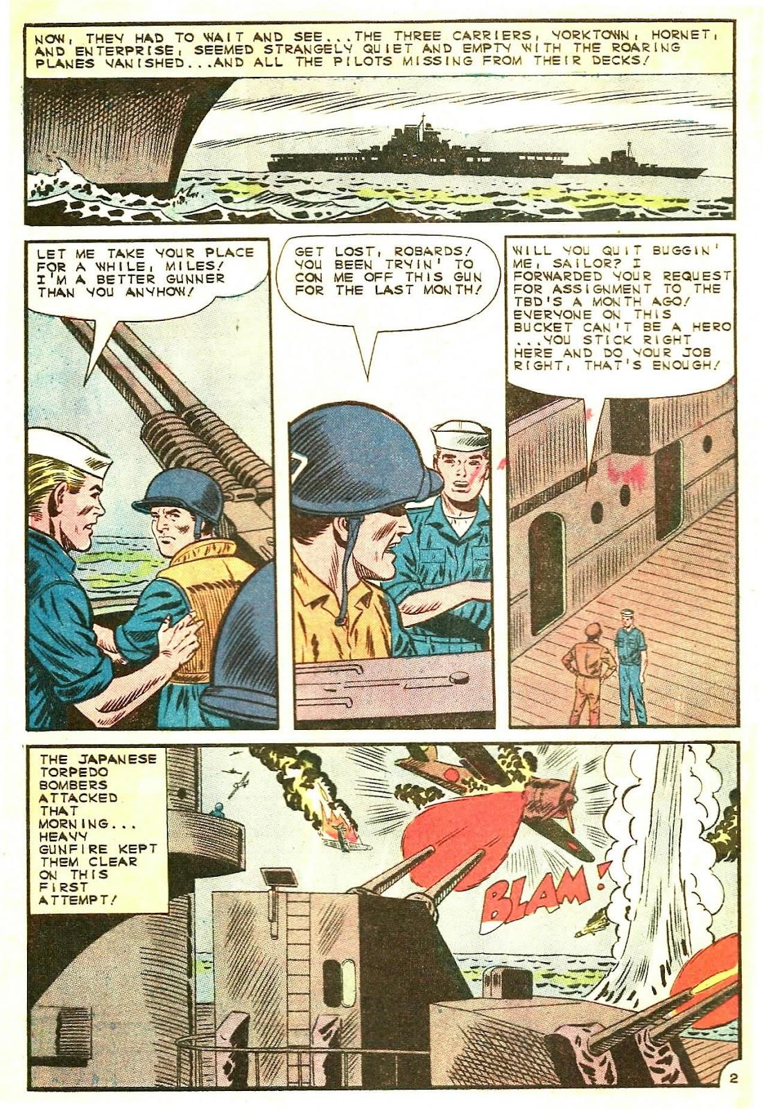 Read online Fightin' Navy comic -  Issue #125 - 4