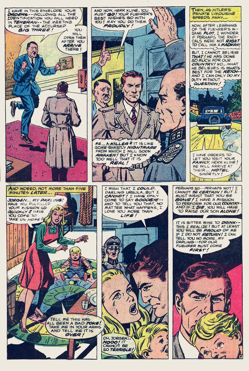 Read online Sgt. Fury comic -  Issue #146 - 8
