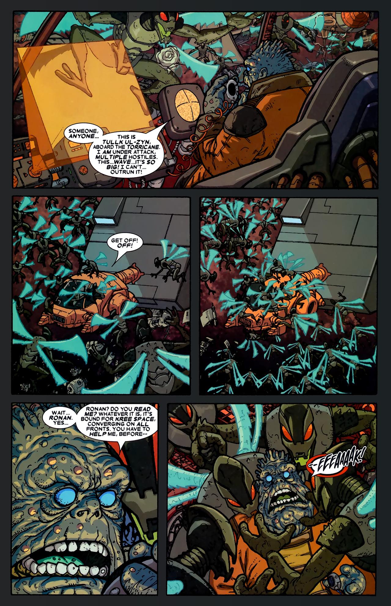Read online Annihilation: Ronan comic -  Issue #2 - 20