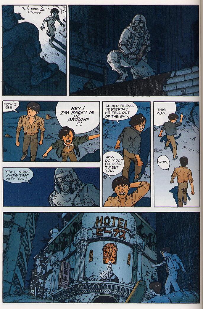 Read online Akira comic -  Issue #24 - 48