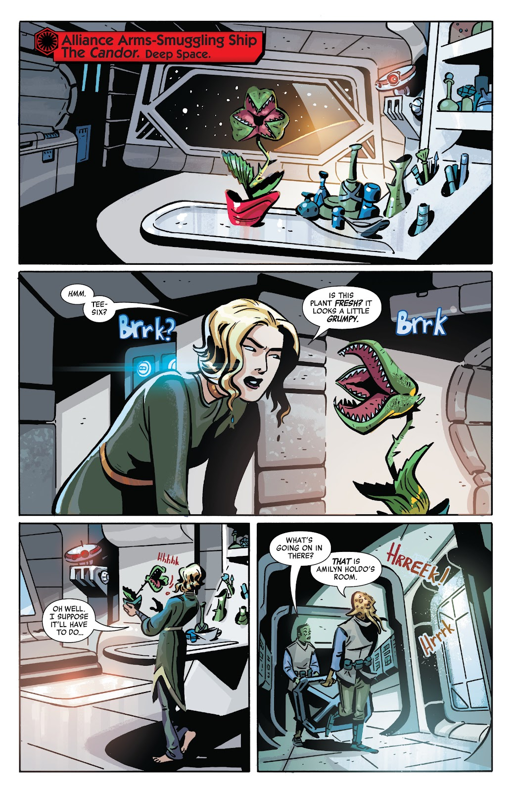 Read online Star Wars: Age of Republic: Heroes comic -  Issue # TPB - 100