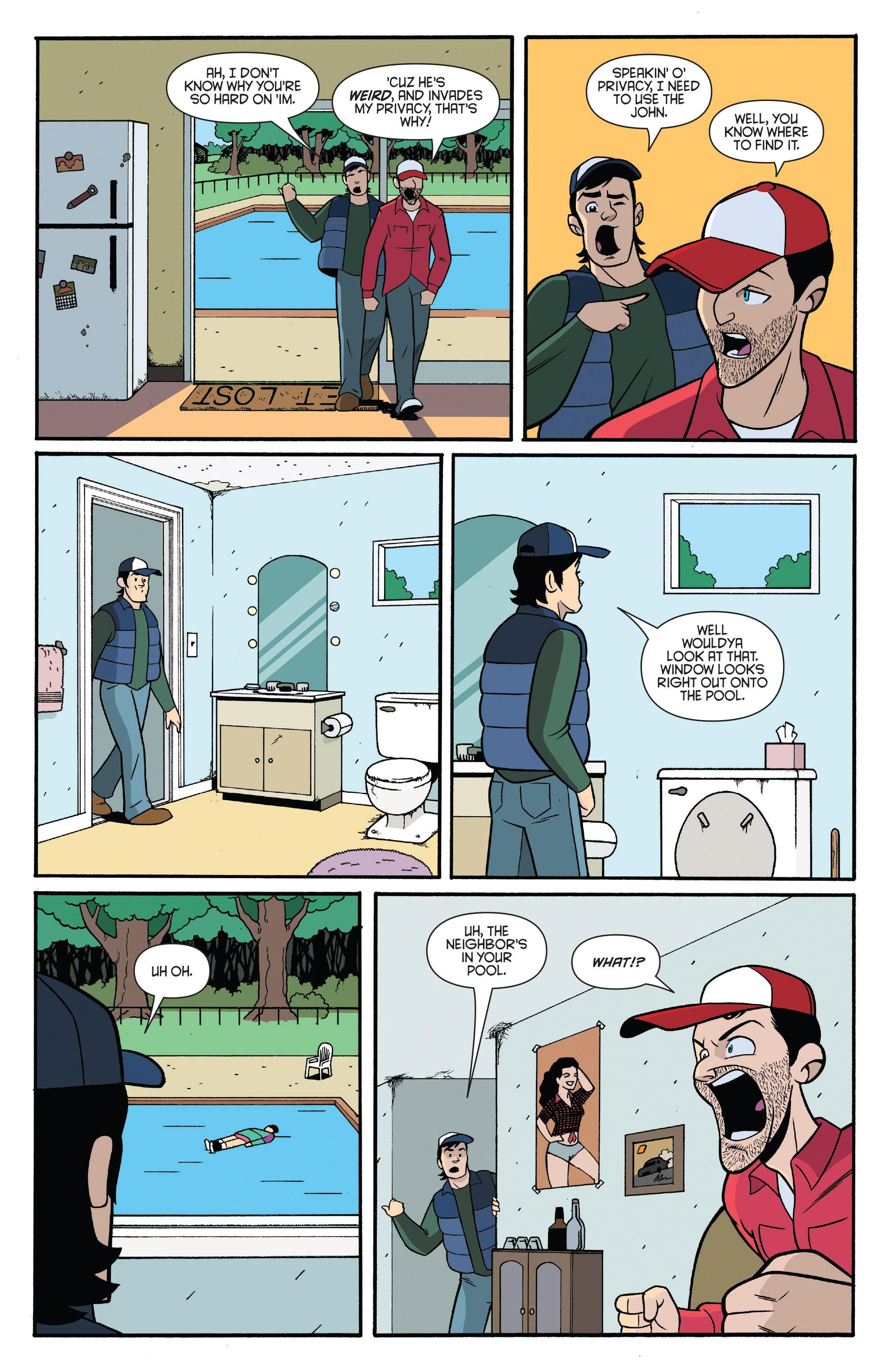 Read online Smosh comic -  Issue #2 - 25