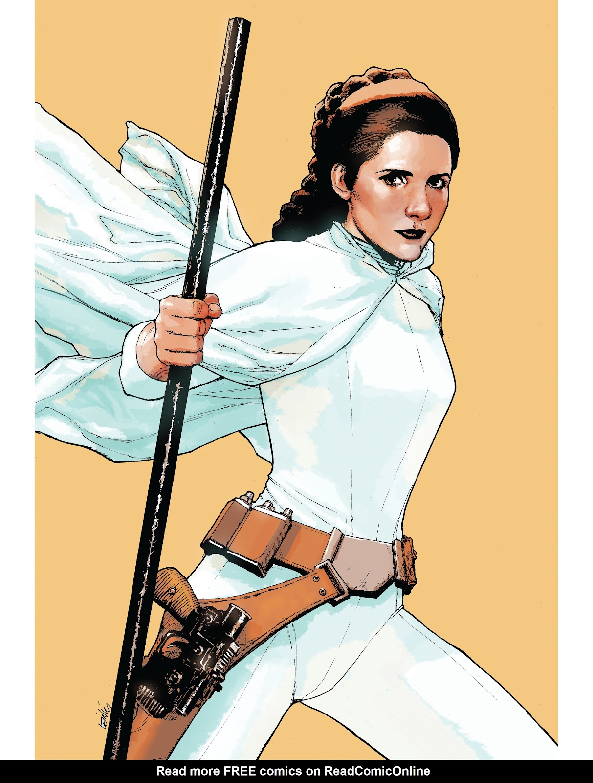 Read online The Marvel Art of Star Wars comic -  Issue # TPB (Part 1) - 94