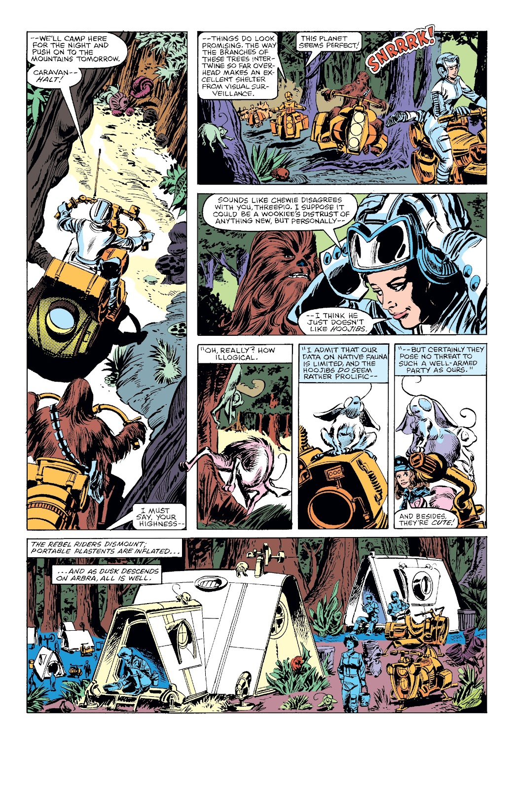 Read online Star Wars Legends: The Original Marvel Years - Epic Collection comic -  Issue # TPB 3 (Part 4) - 59