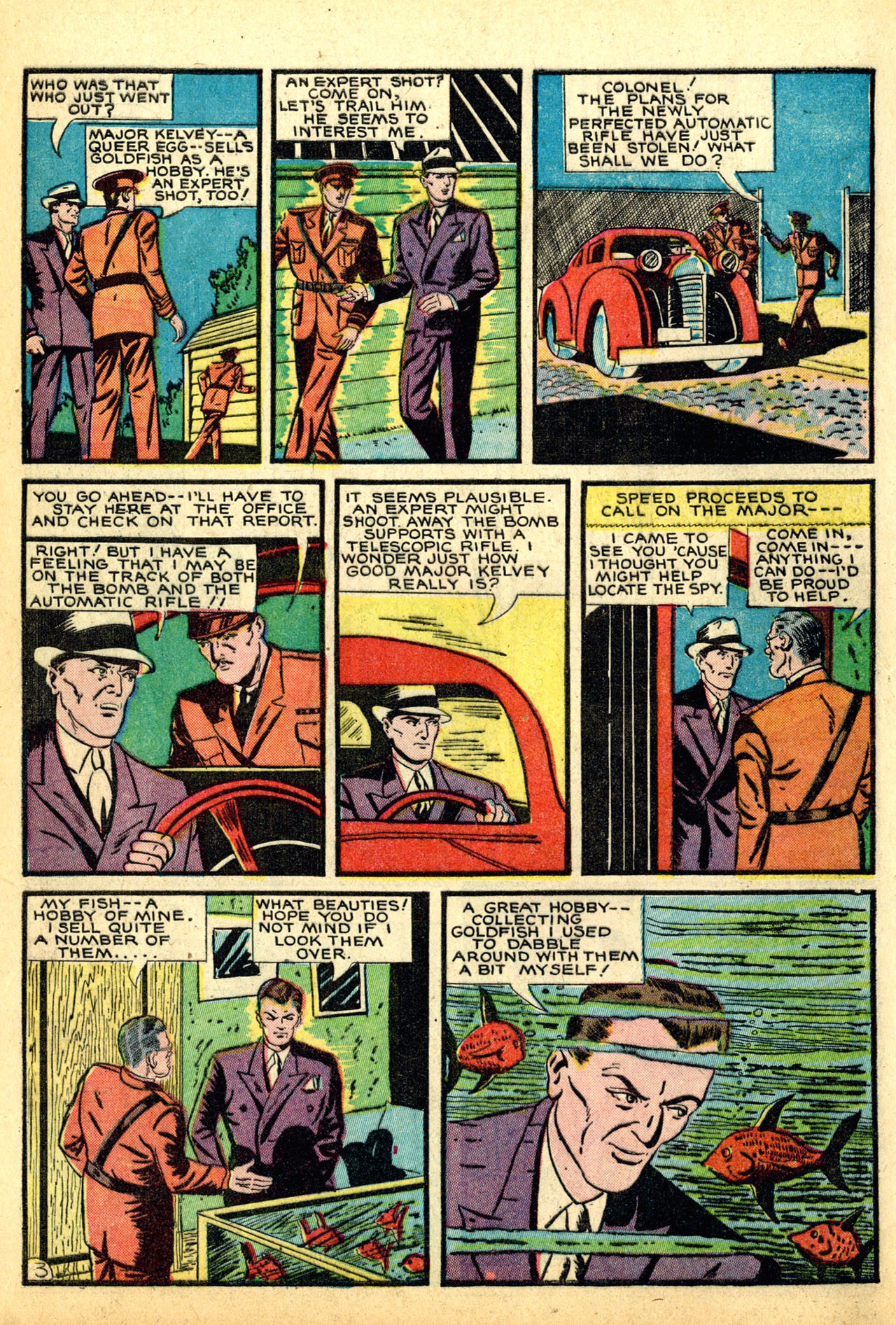 Read online Detective Comics (1937) comic -  Issue #50 - 40