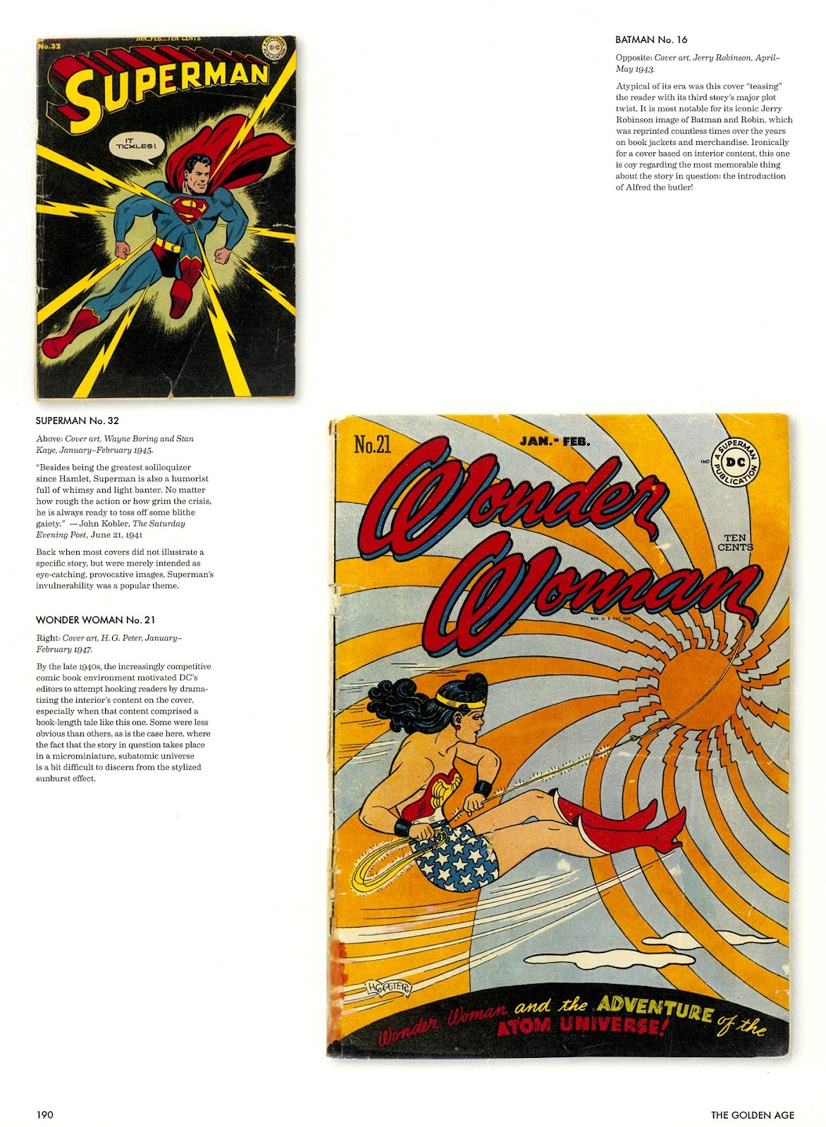 Read online 75 Years Of DC Comics comic -  Issue # TPB (Part 3) - 2