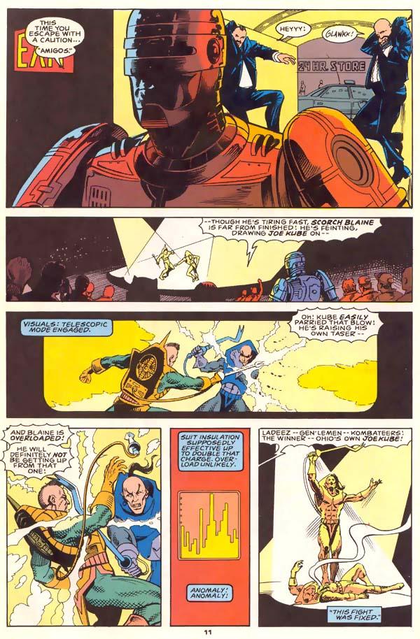 Read online Robocop (1990) comic -  Issue #1 - 9