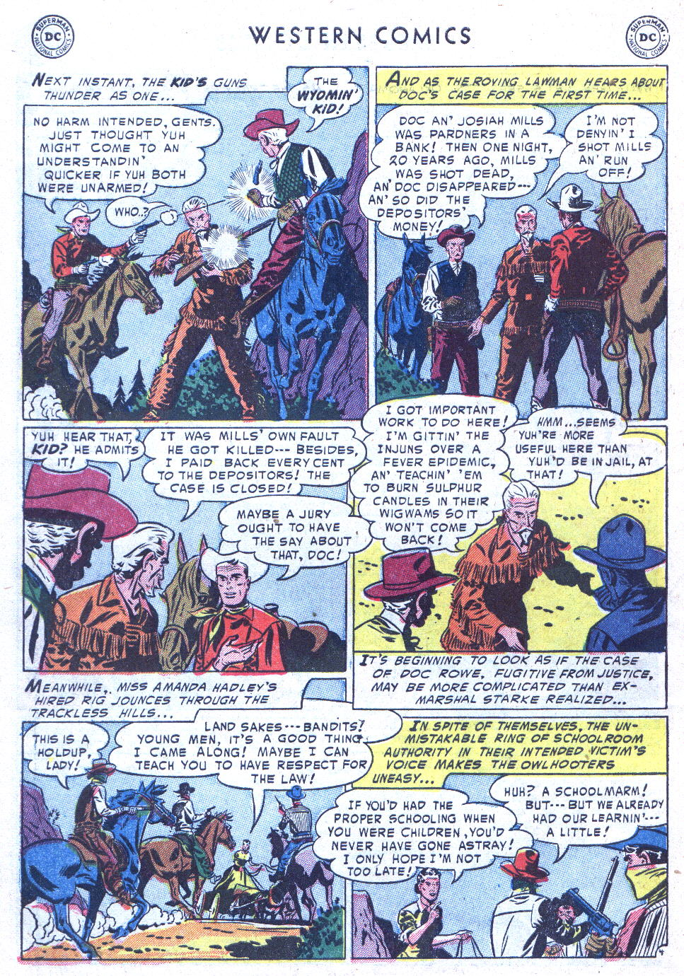 Western Comics issue 42 - Page 6