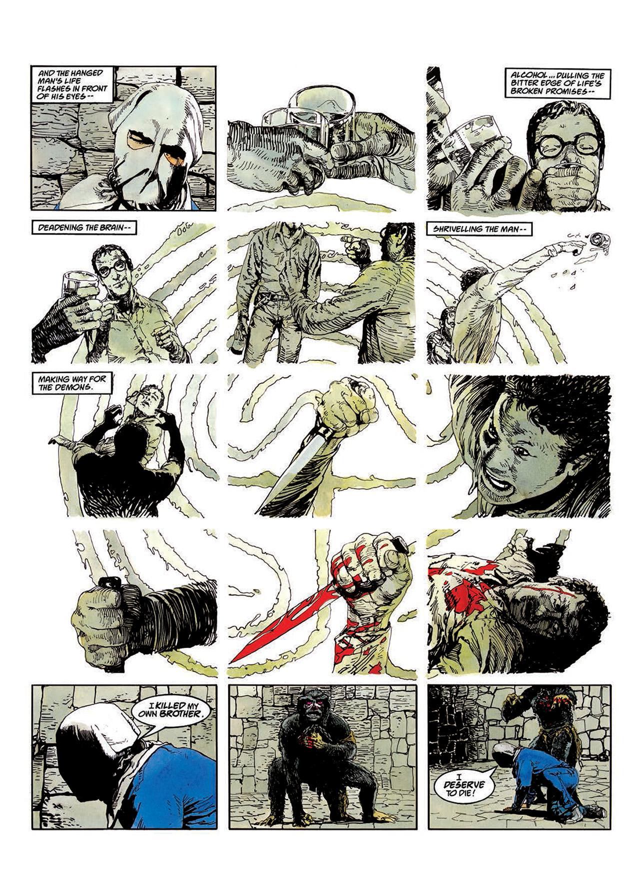 Read online Mazeworld comic -  Issue # TPB - 52