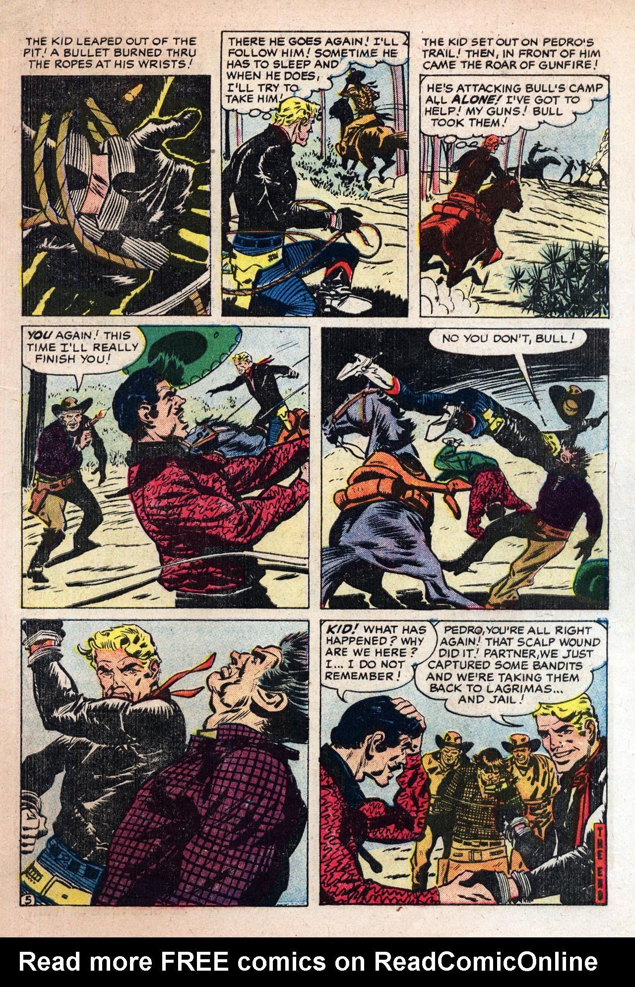 Read online Two-Gun Kid comic -  Issue #30 - 7