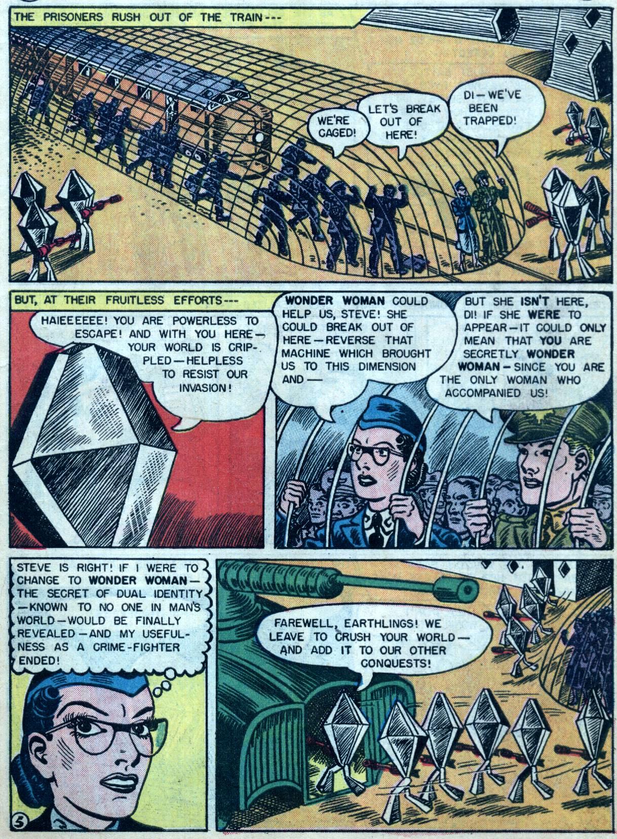 Read online Wonder Woman (1942) comic -  Issue #92 - 7
