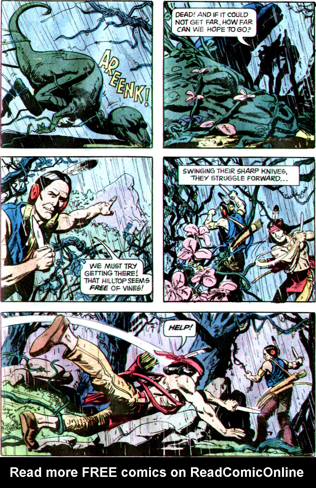 Read online Turok, Son of Stone comic -  Issue #122 - 11