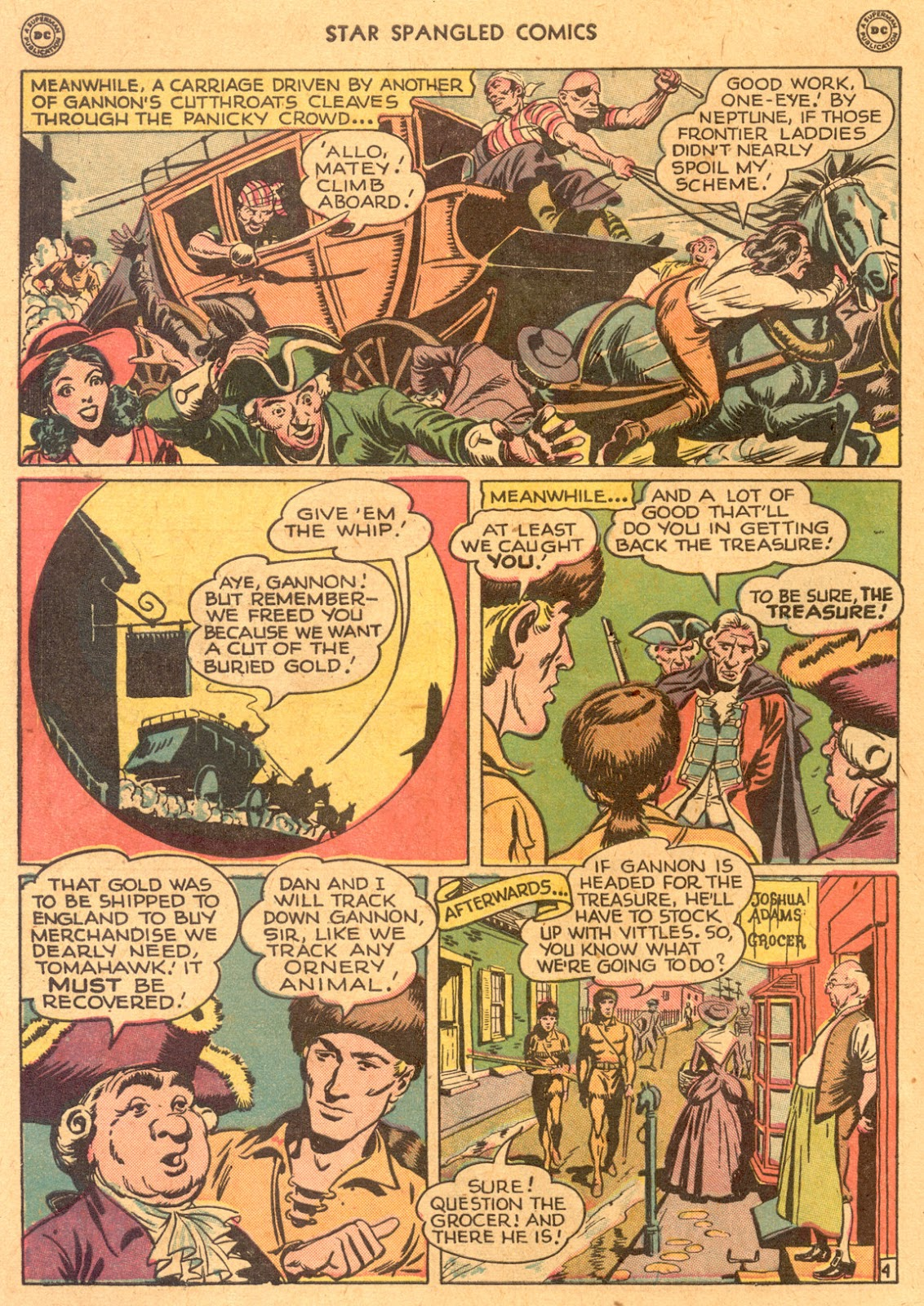 Star Spangled Comics (1941) issue 80 - Page 41