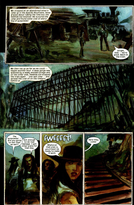 Read online Apache Skies comic -  Issue #4 - 11