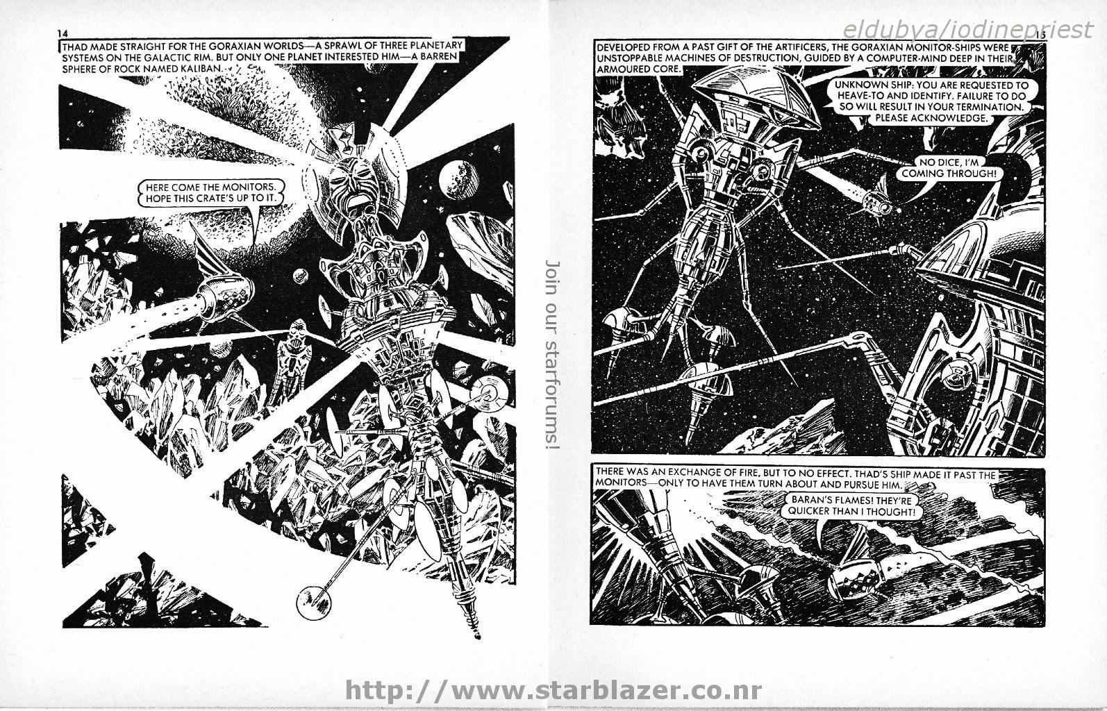 Starblazer issue 141 - Page 9