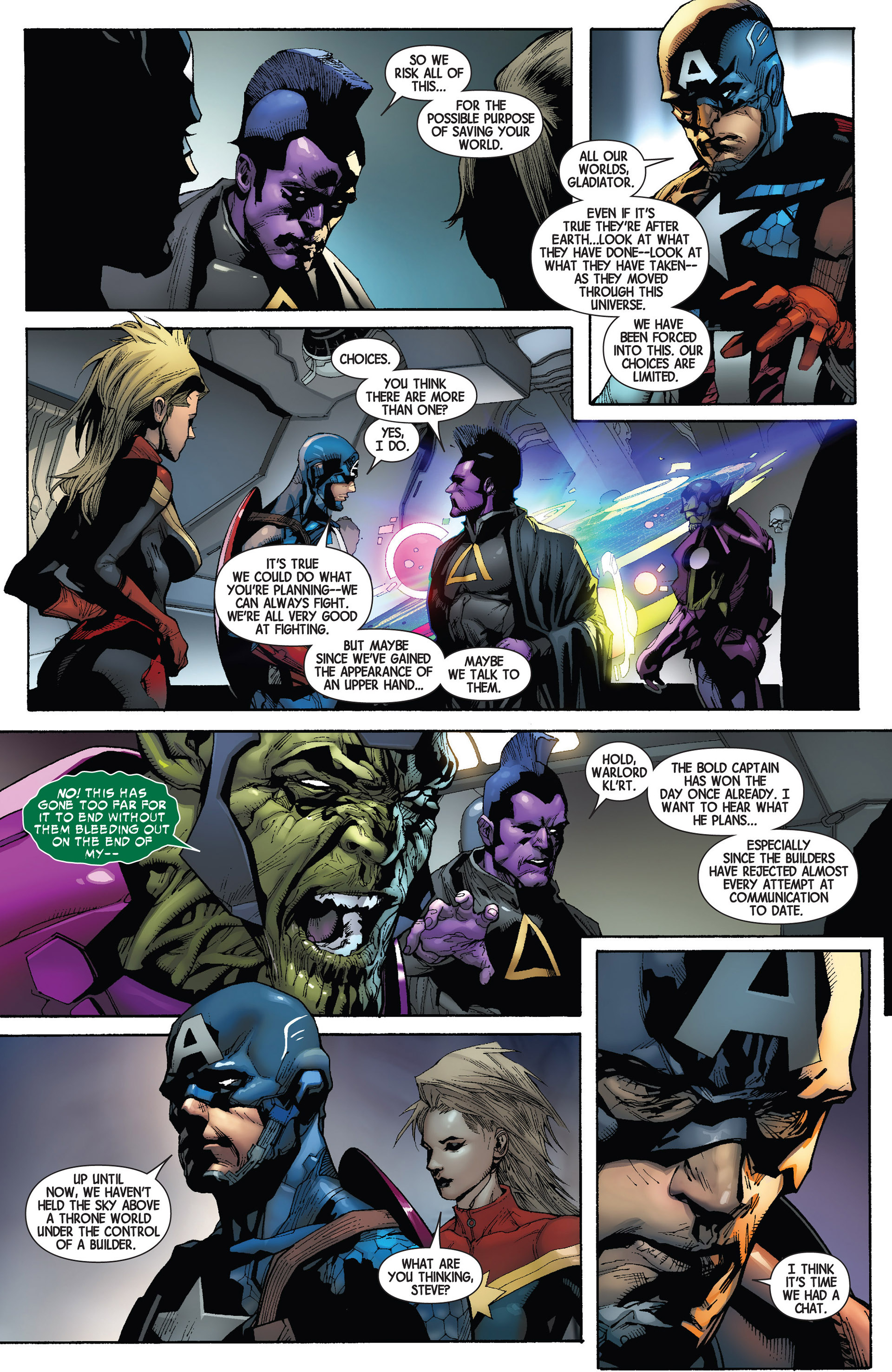 Read online Avengers (2013) comic -  Issue #20 - 14