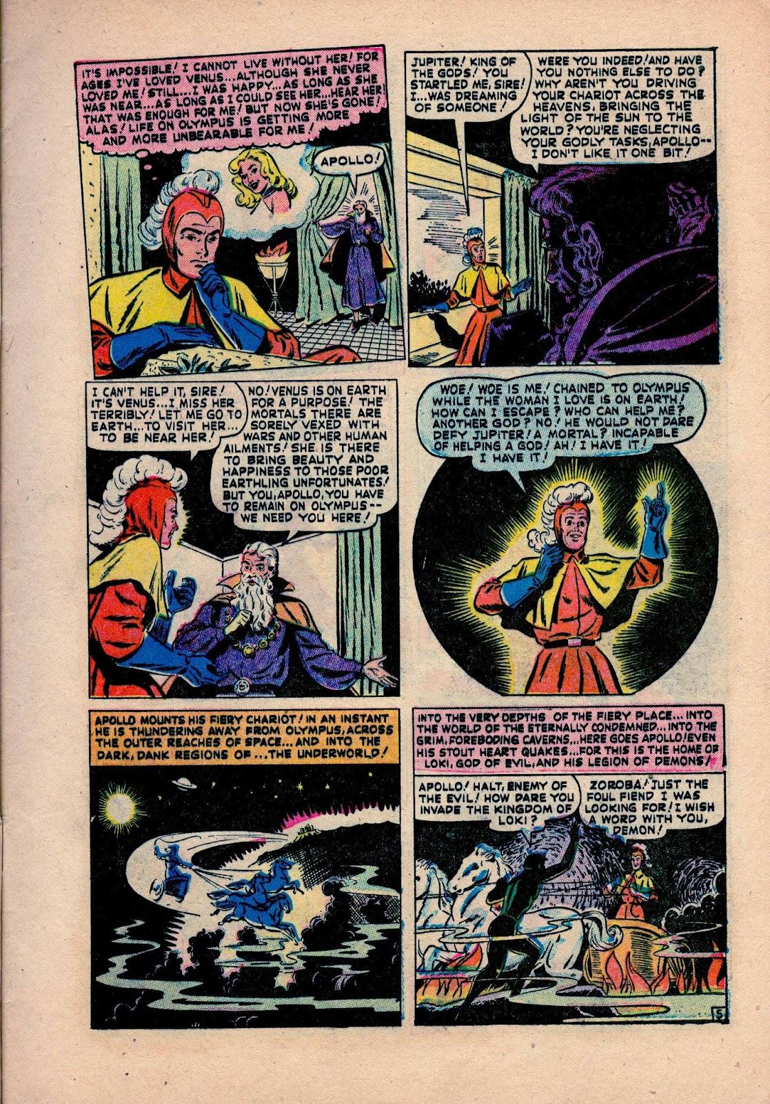 Venus (1948) issue 9 - Page 9