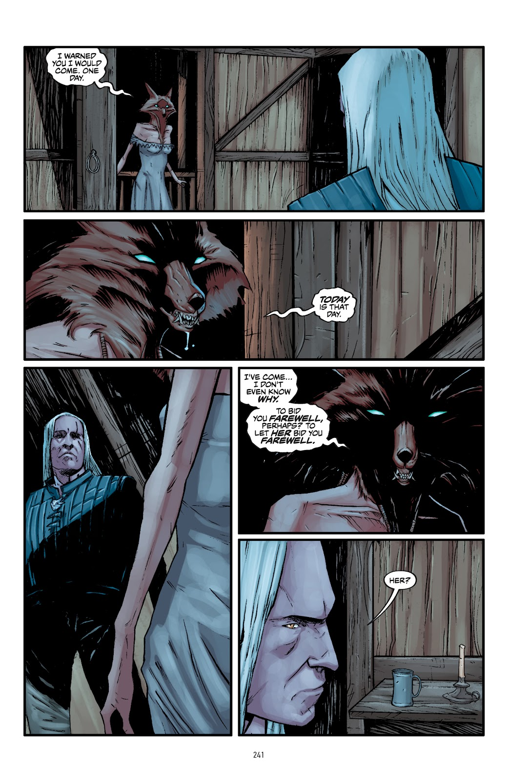 Read online The Witcher Omnibus comic -  Issue # TPB (Part 3) - 43